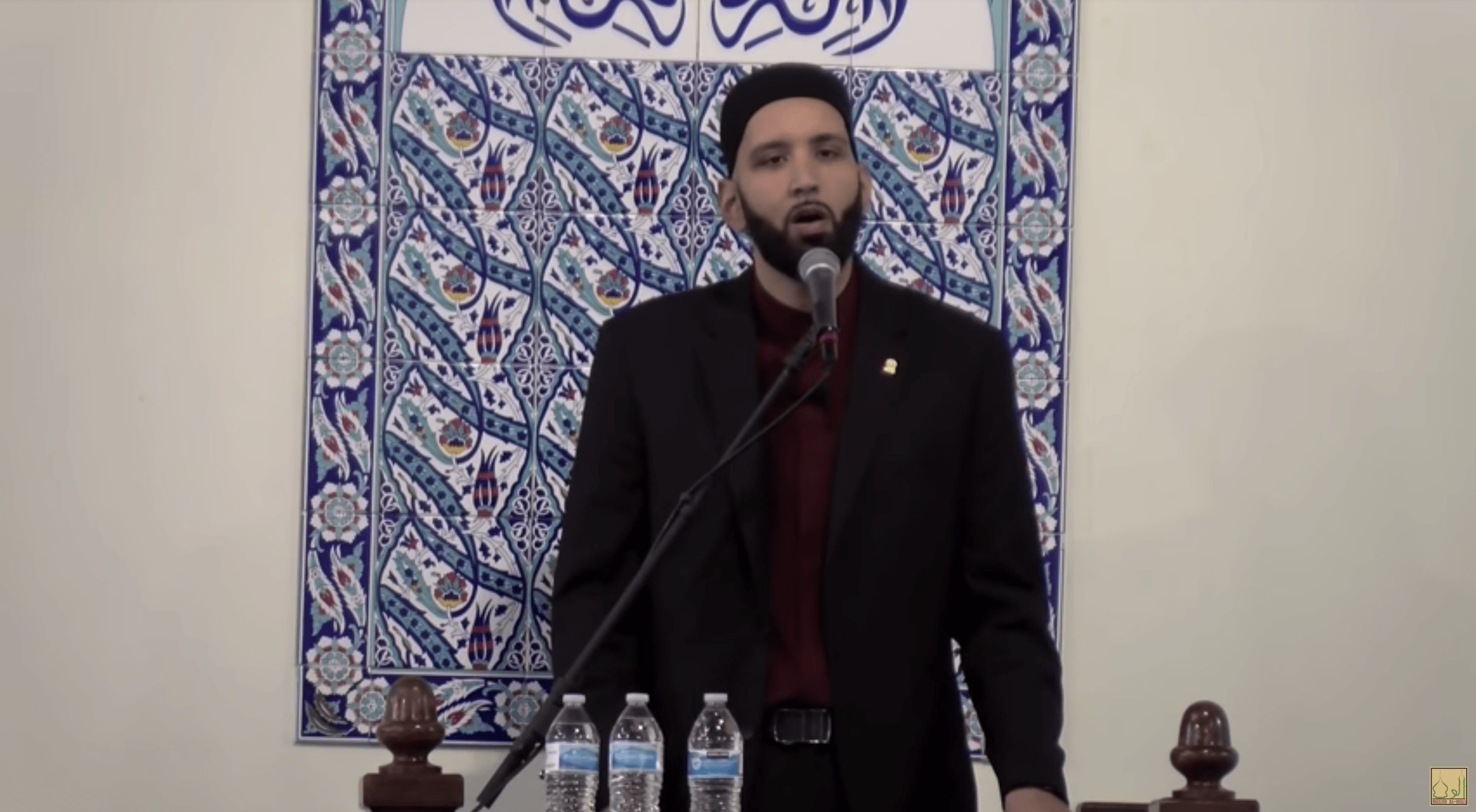 Omar Suleiman – Sadaqa: Charity Beyond Money