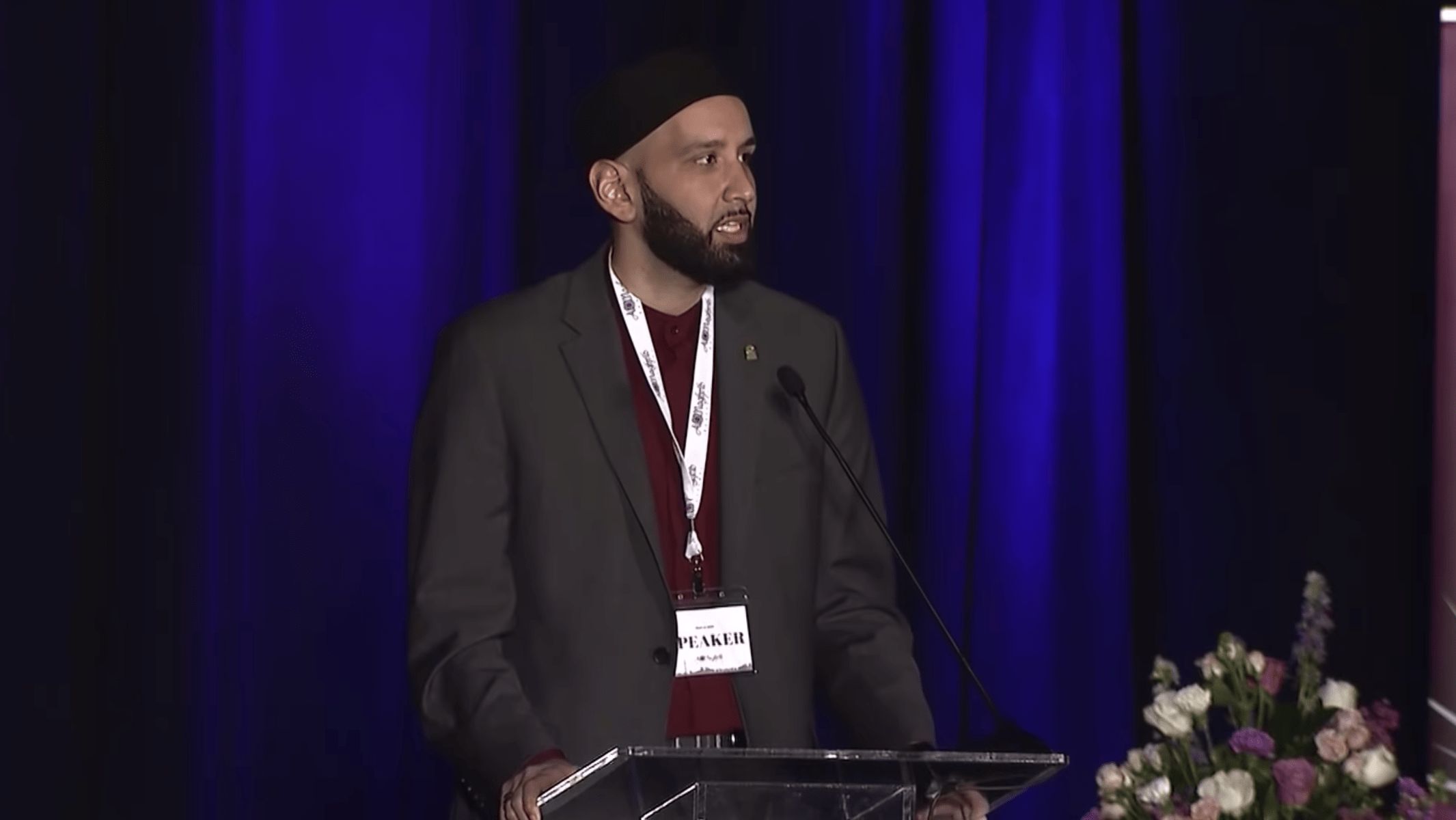 Omar Suleiman – Death is Real: Live Life with No Regrets