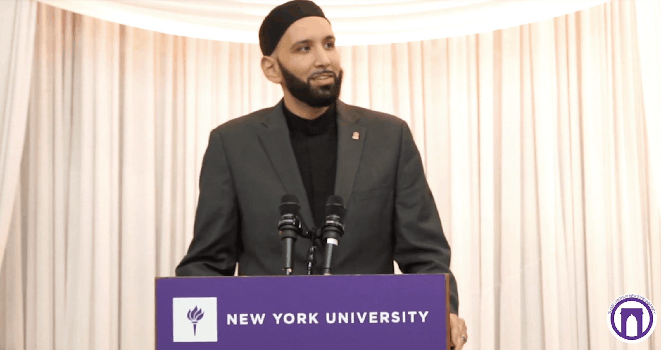 Omar Suleiman – Give to others what we want from God