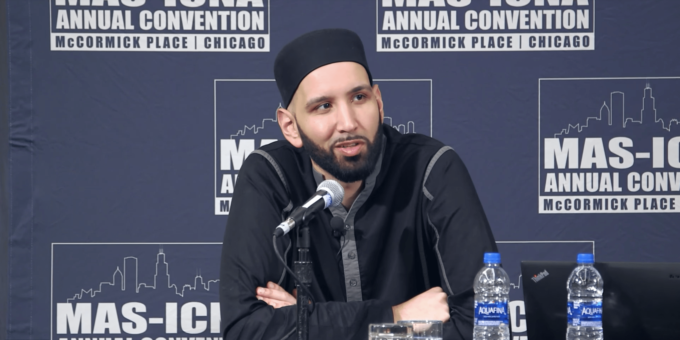 Omar Suleiman – You Ruled and you were Just. You felt Safe, so you Slept