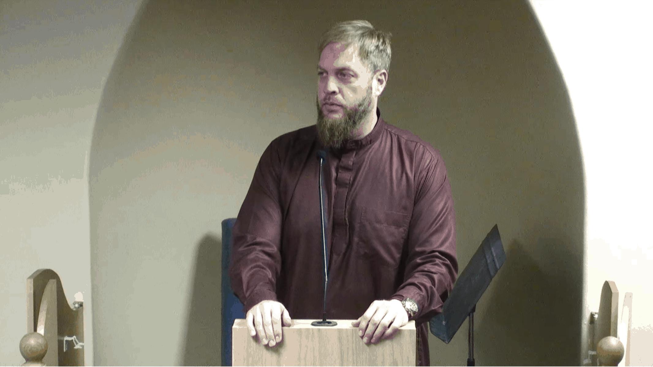 Suhaib Webb – Patience & Perseverance
