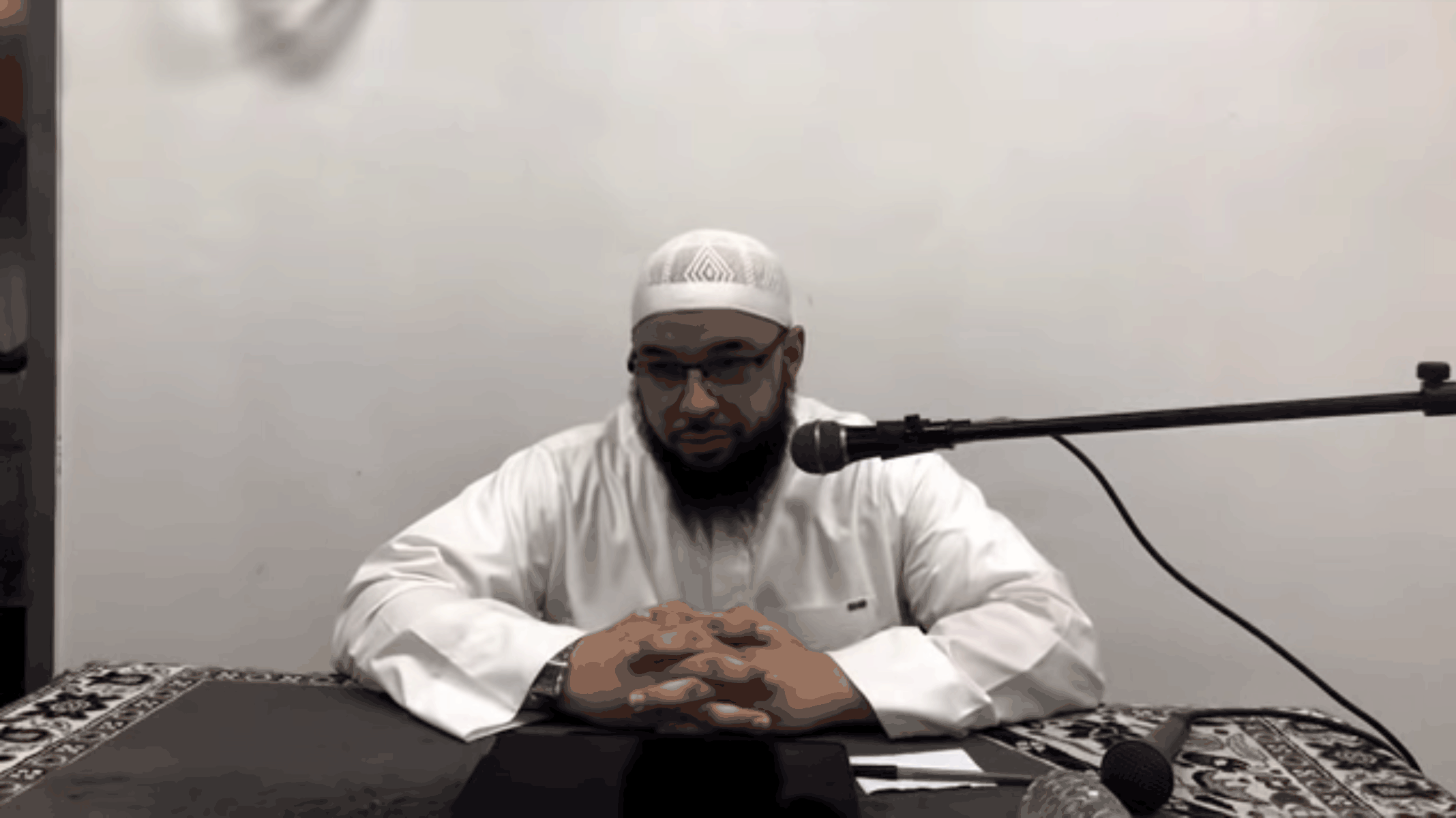 Tahir Wyatt – Stop the Fitnah, Save the Community