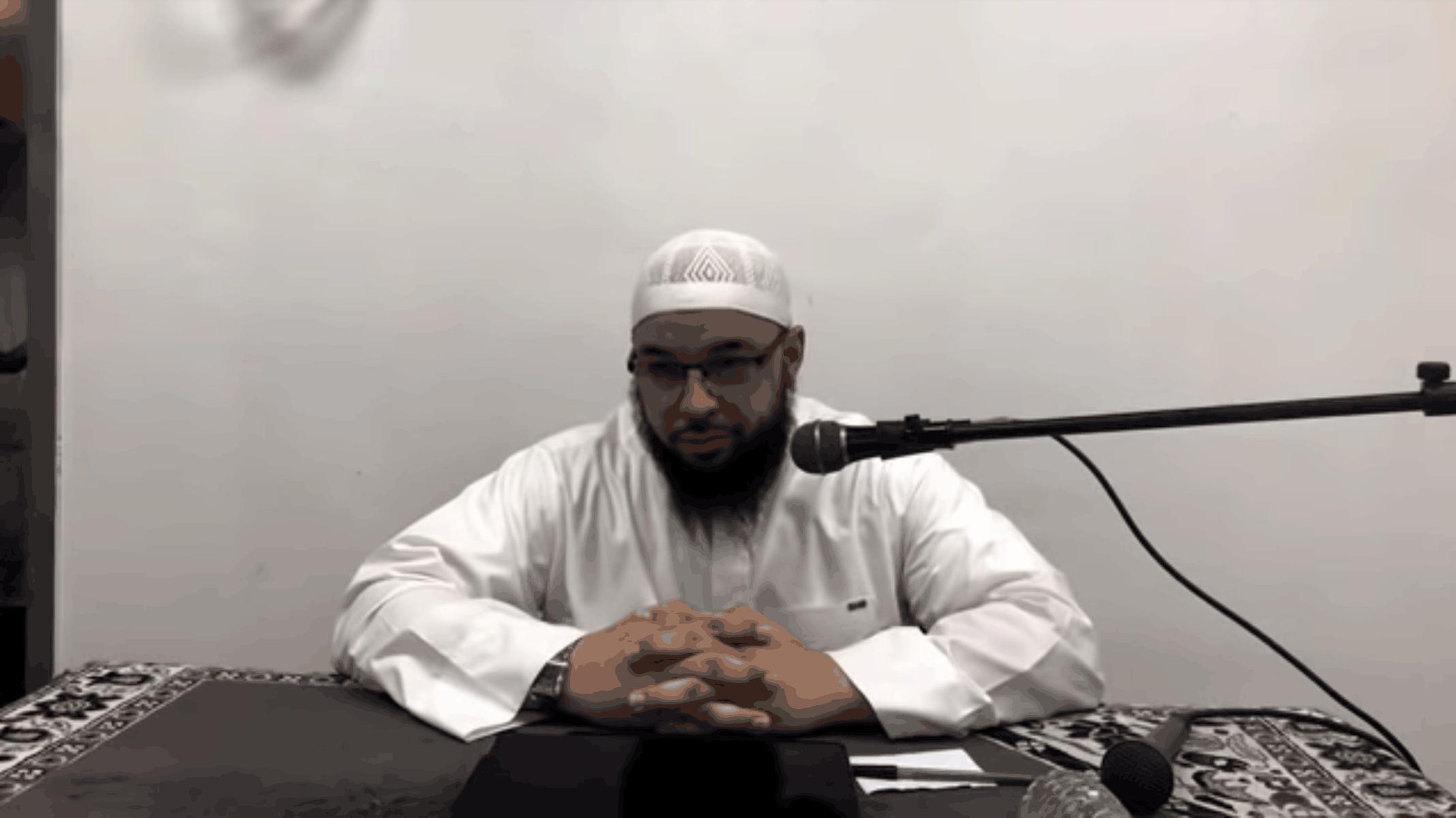 Tahir Wyatt – Stop the Fitnah, Save the Community