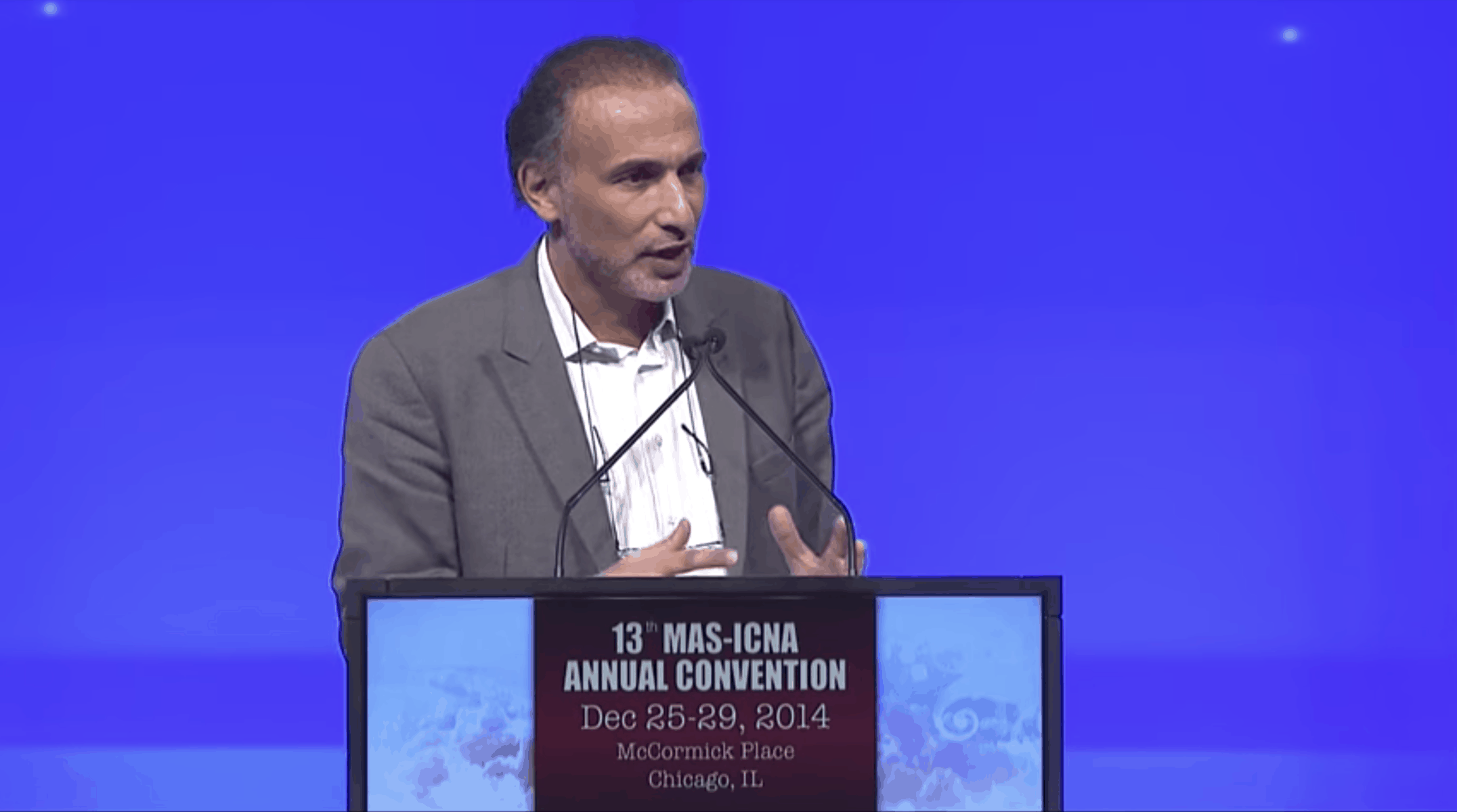 Tariq Ramadan – Jihad: The Misunderstood and Misused