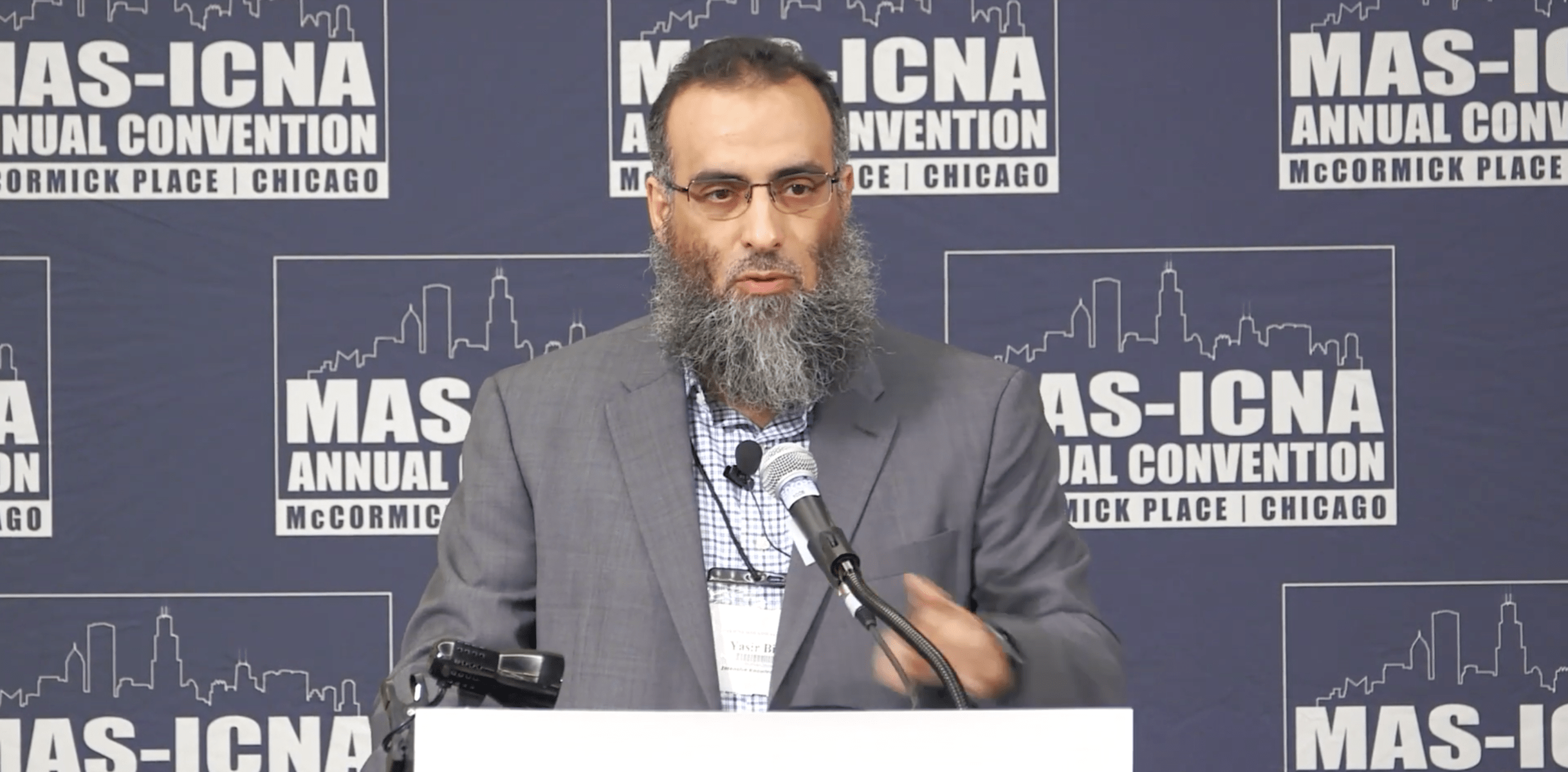 Yaser Birjas – Rulings & Sayings During Peace & Prosperity
