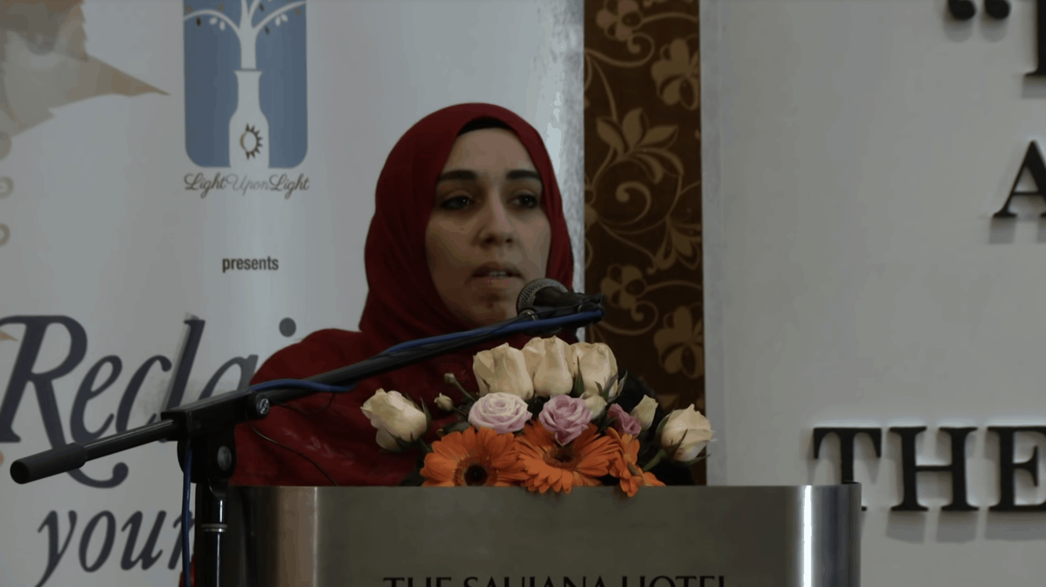 Yasmin Mogahed – Reclaim Your Heart