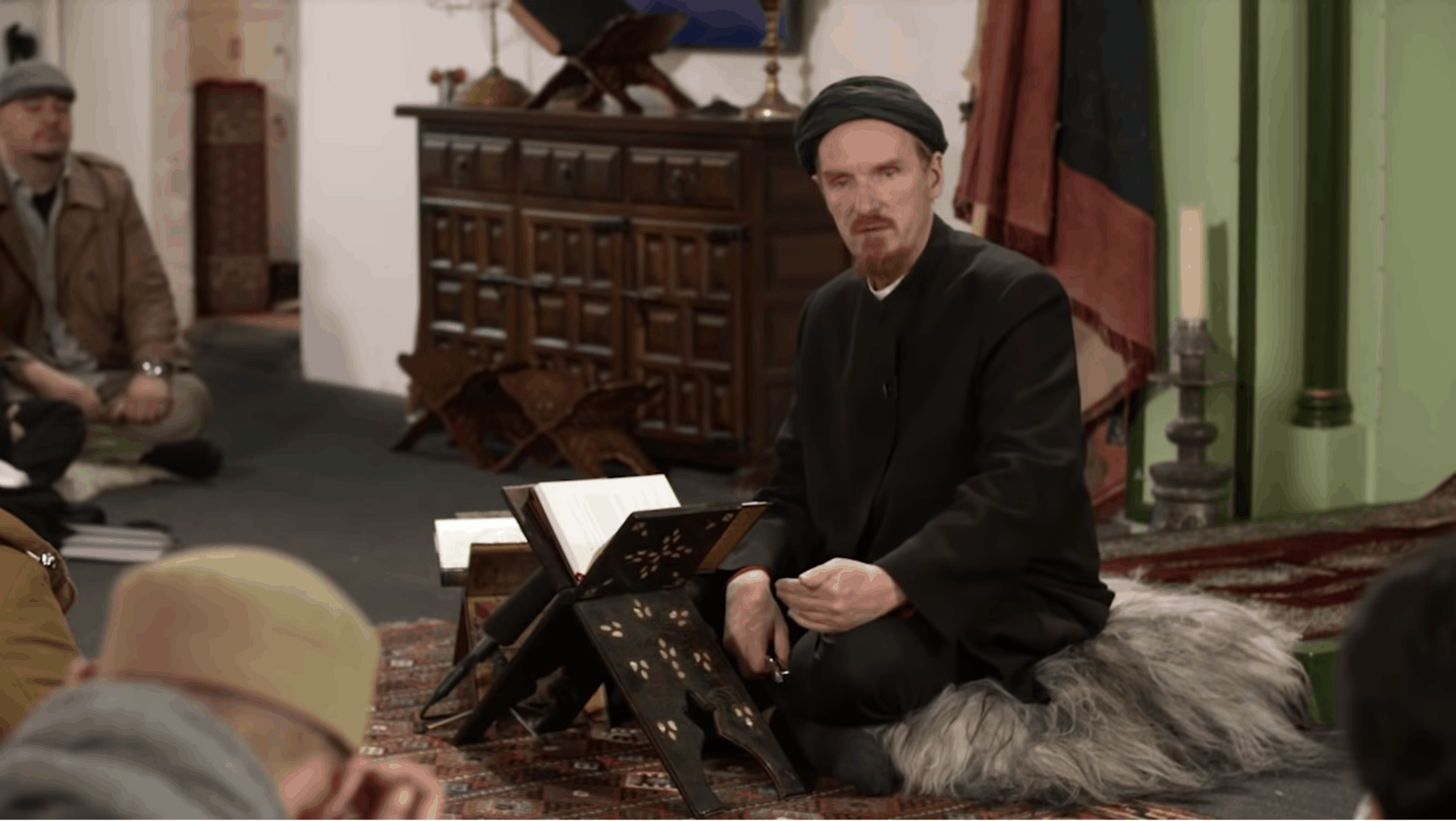 Abdal Hakim Murad – The Wise Man and the Serpent