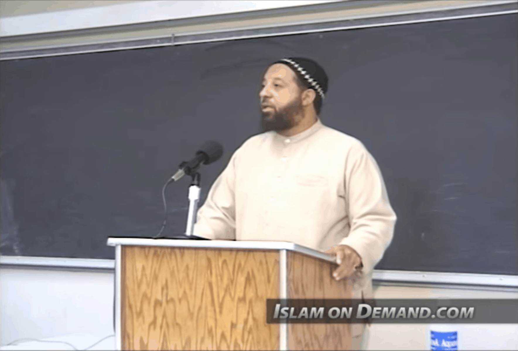 Abdullah Hakim Quick – Making Islamic Education Relevant For Today