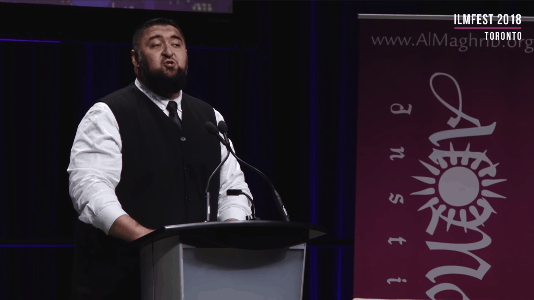 Navaid Aziz – Domestic Violence and Islam