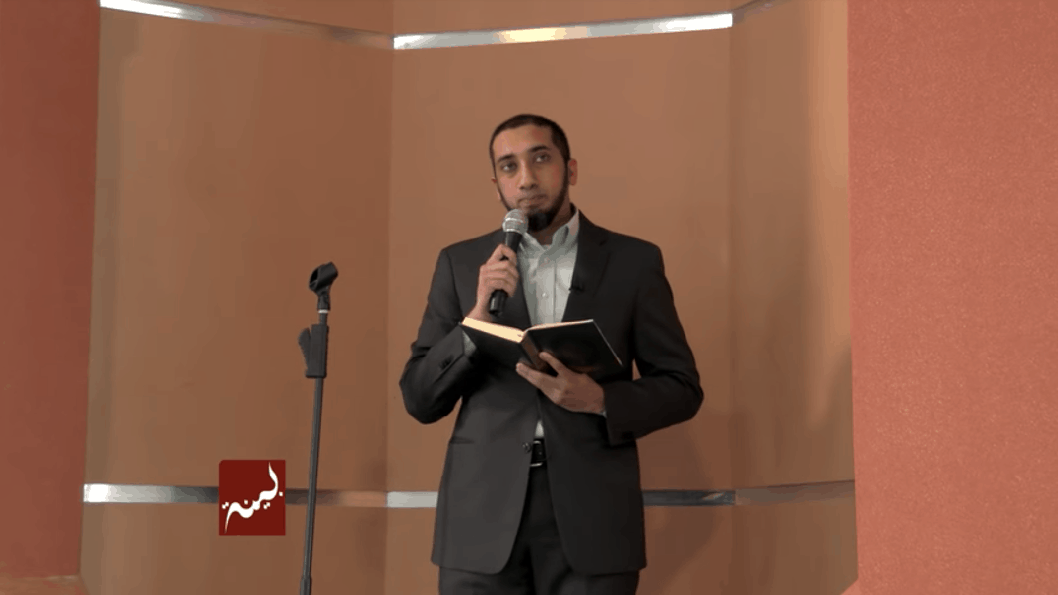Nouman Ali Khan – Be Grateful