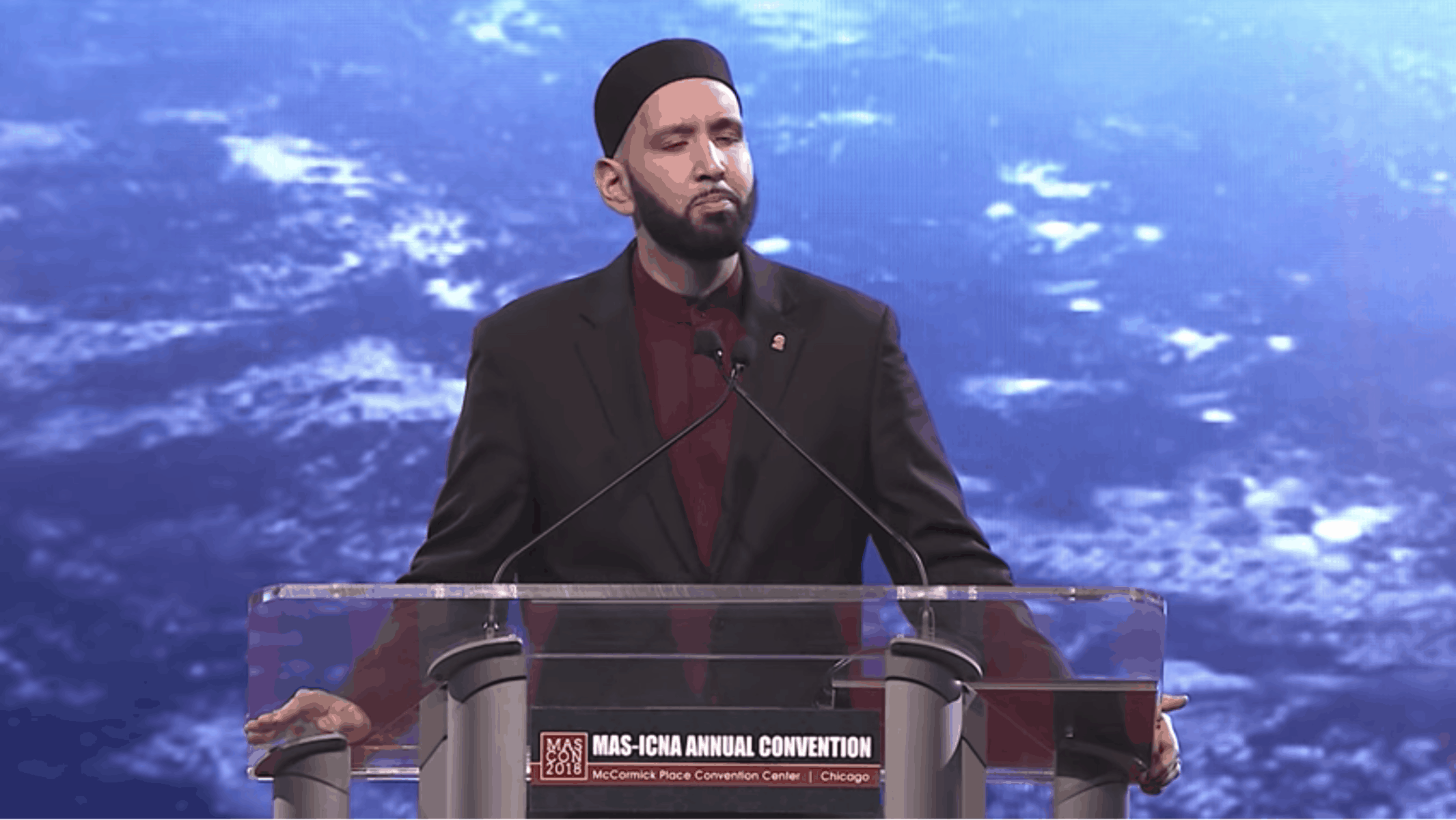 Omar Suleiman – Quran: The Light to the World
