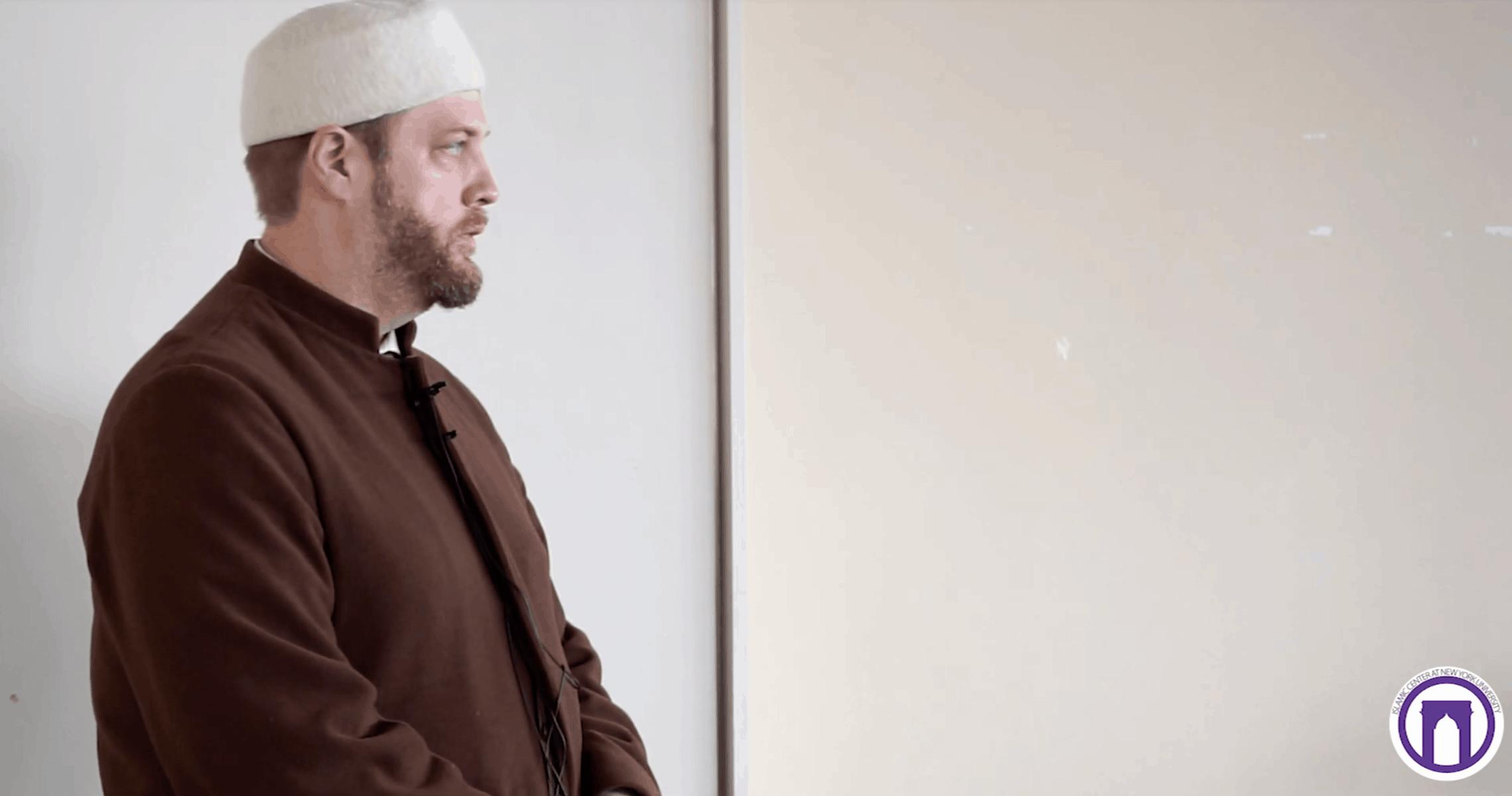 Suhaib Webb – Hearing Malcolm's Voice; Hearing Malcom's Silence