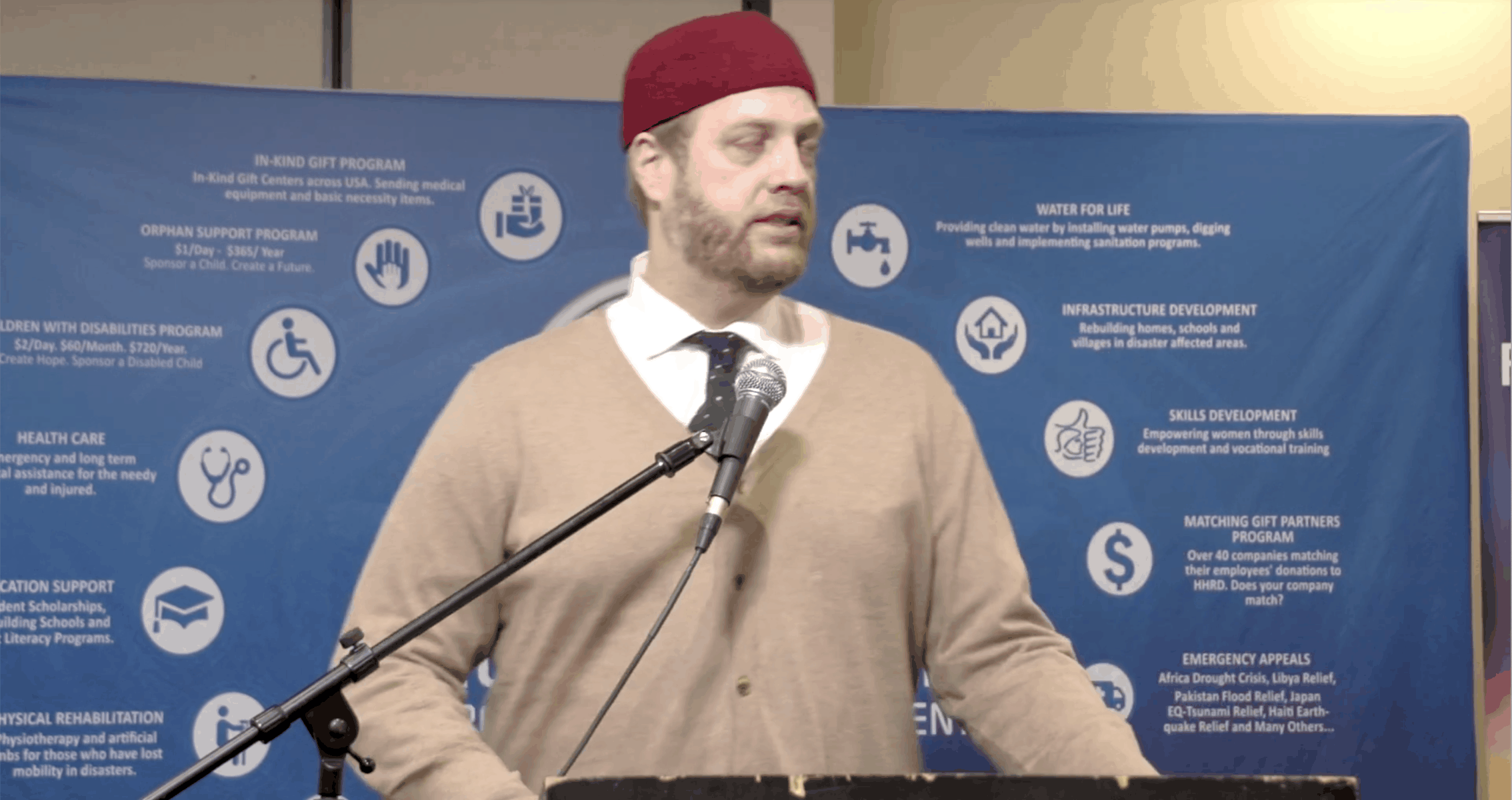 Suhaib Webb – The Importance of Justice in Islam