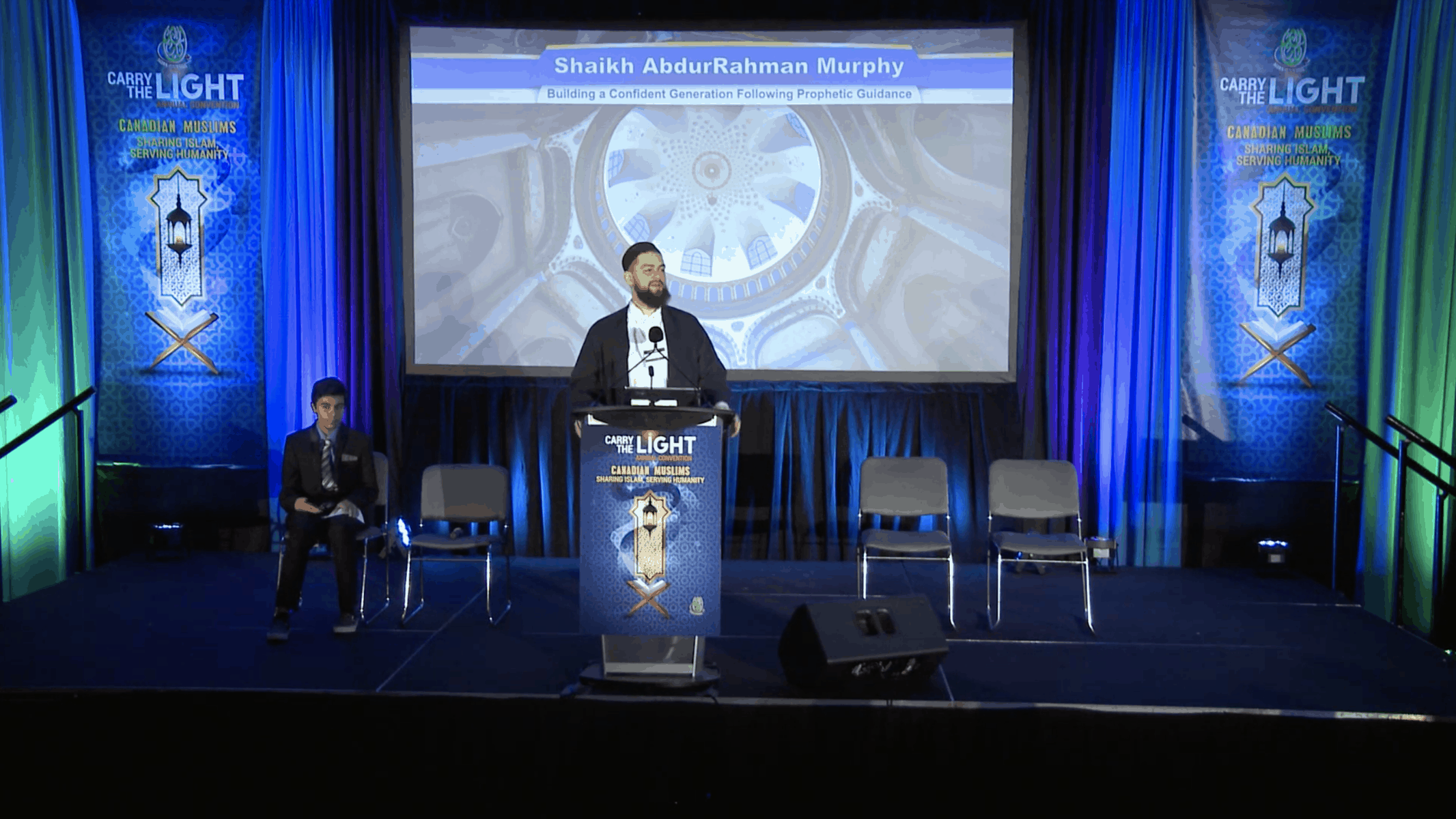 AbdelRahman Murphy – Building Confident Generation Following Prophetic Guidance
