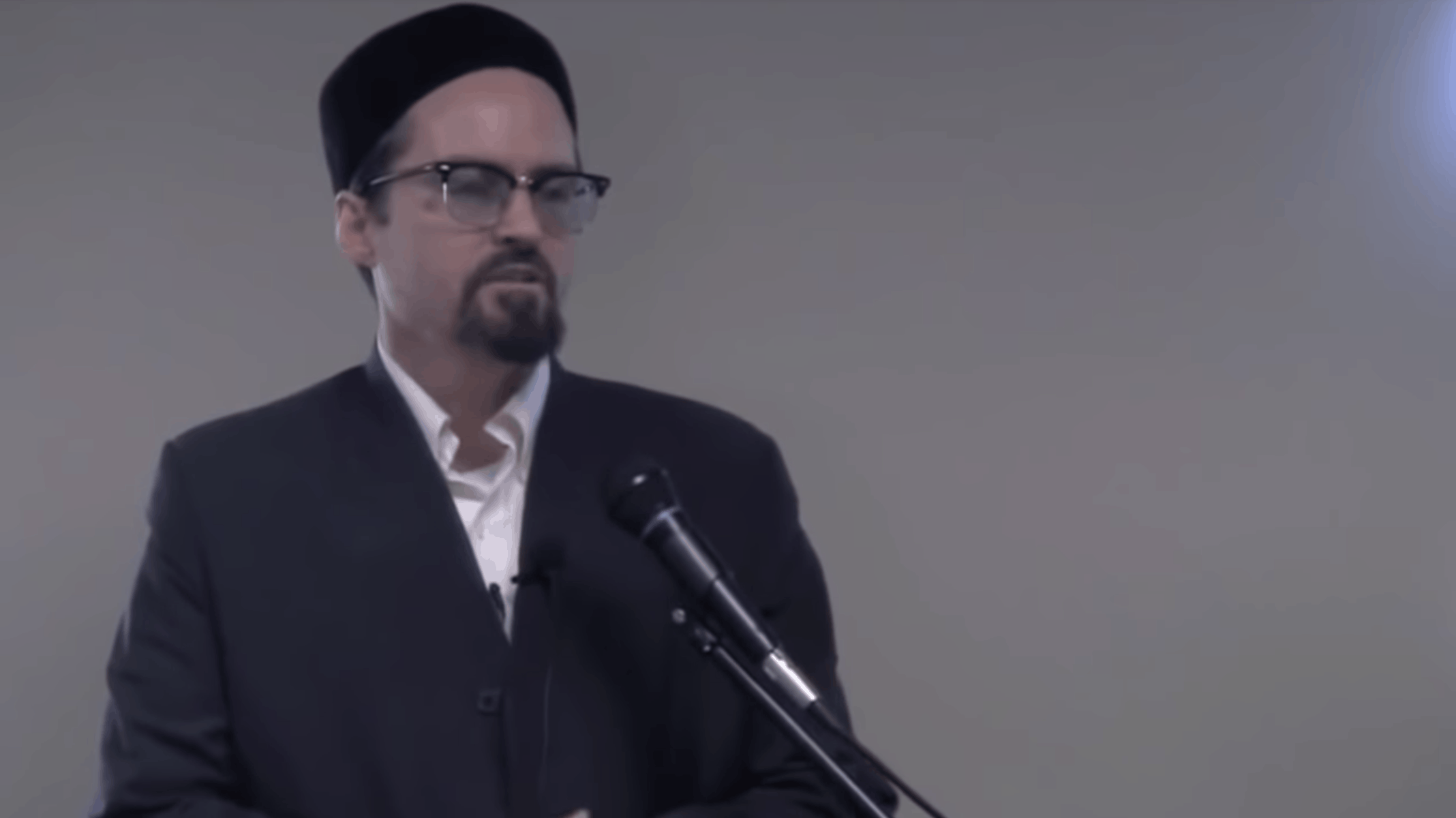 Hamza Yusuf – Honor Your Masjid as a Place of Spiritual Repose