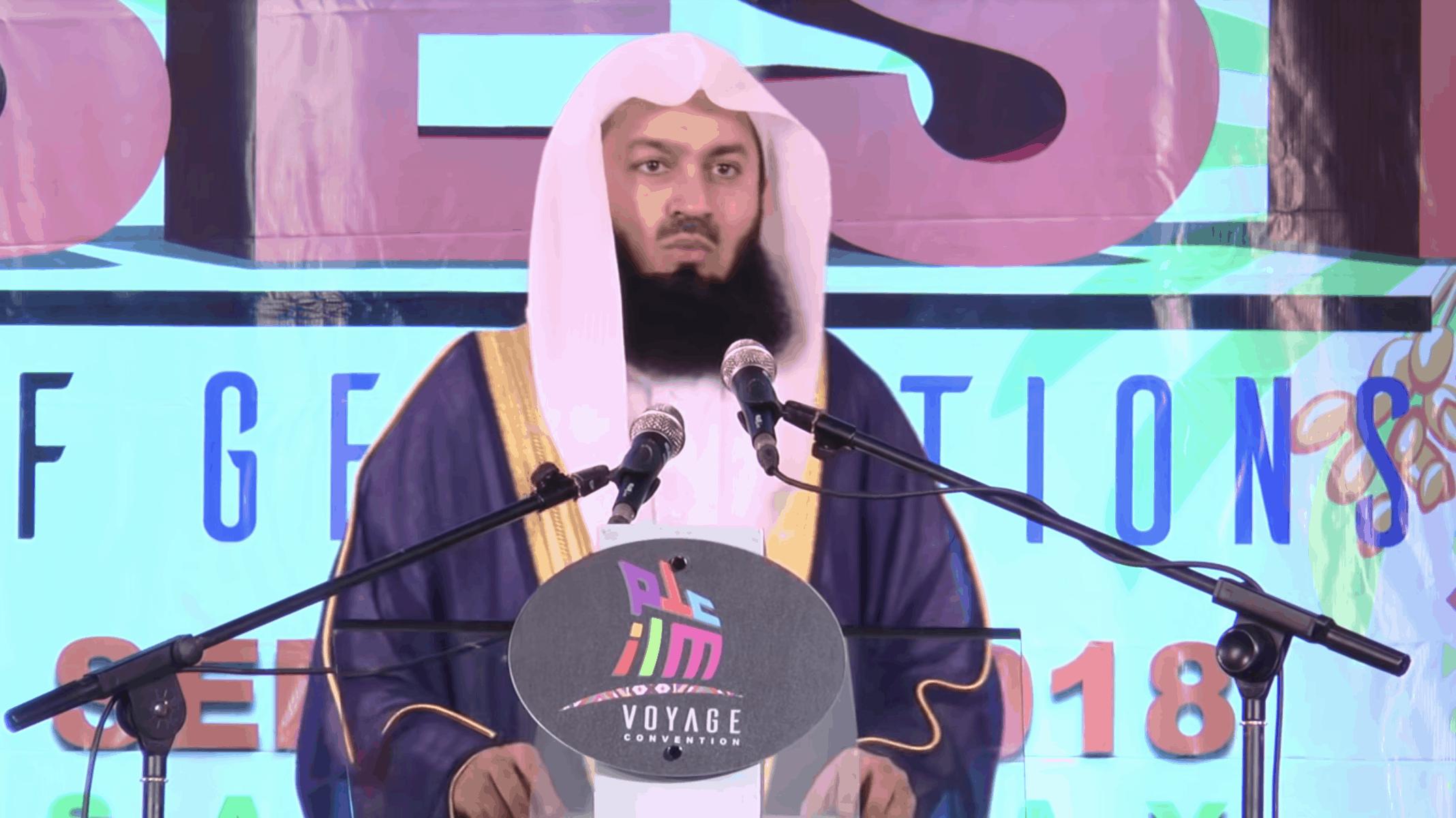 Ismail ibn Musa Menk – Selflessness of Khadijah (ra)