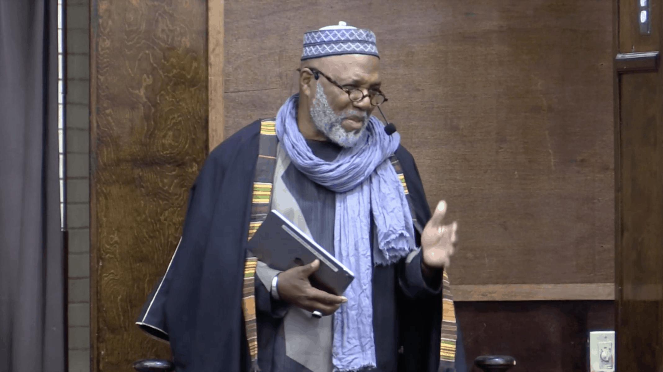 Johari Abdul Malik – Slavery, Freedom & The Five