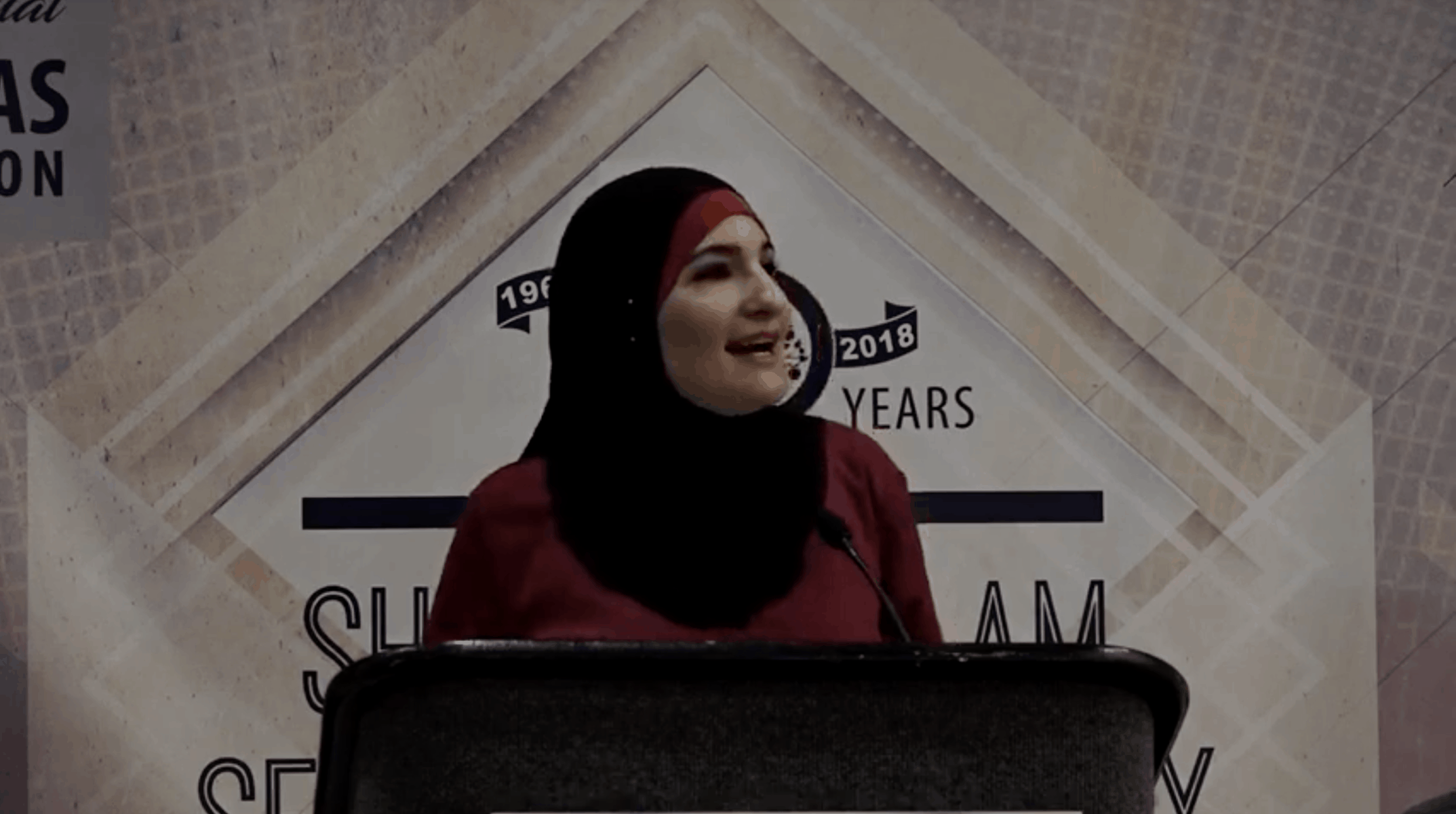 Linda Sarsour – Haters Gonna Hate: How to Manage the Opposition