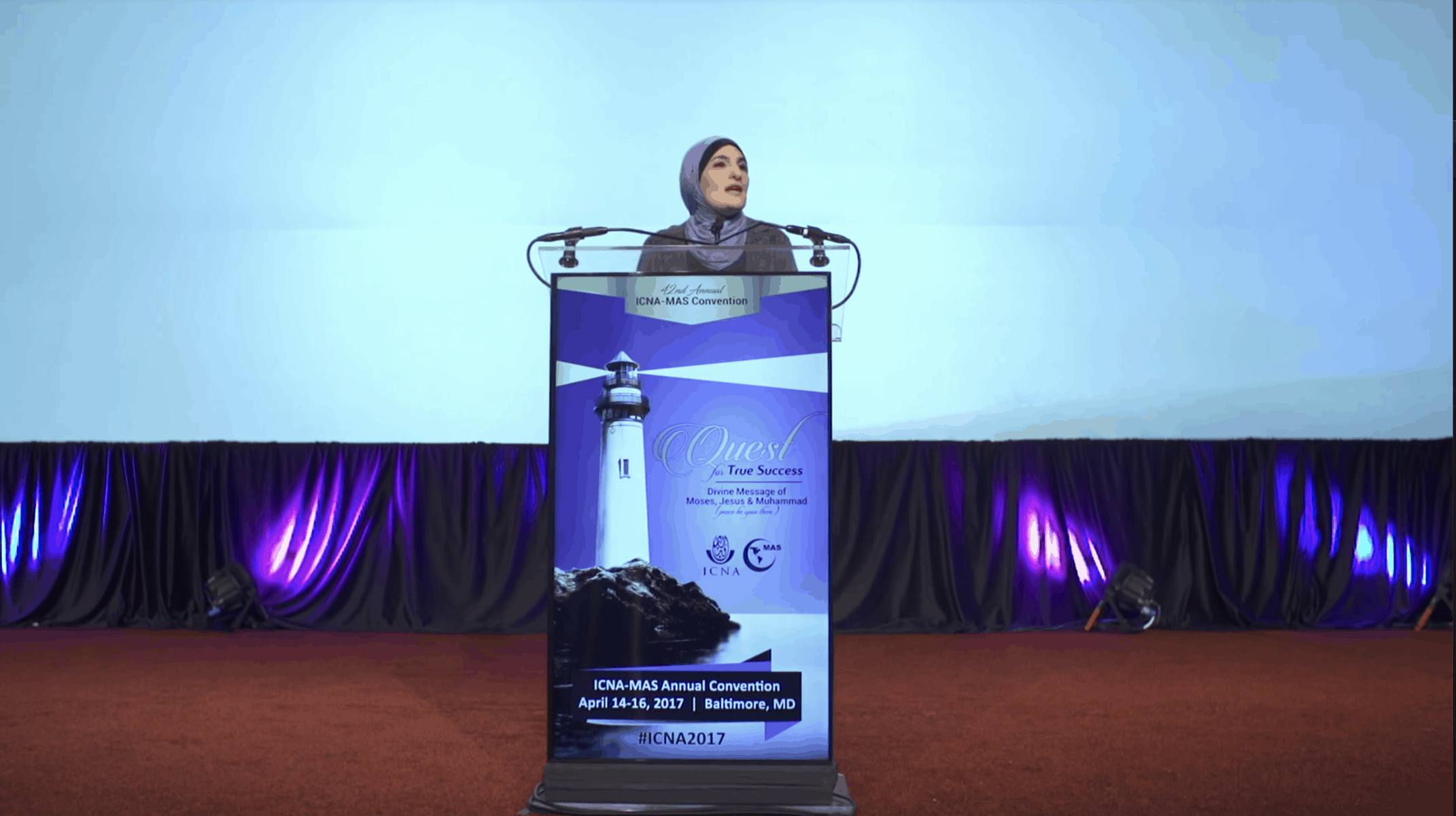 Linda Sarsour – We Belong!