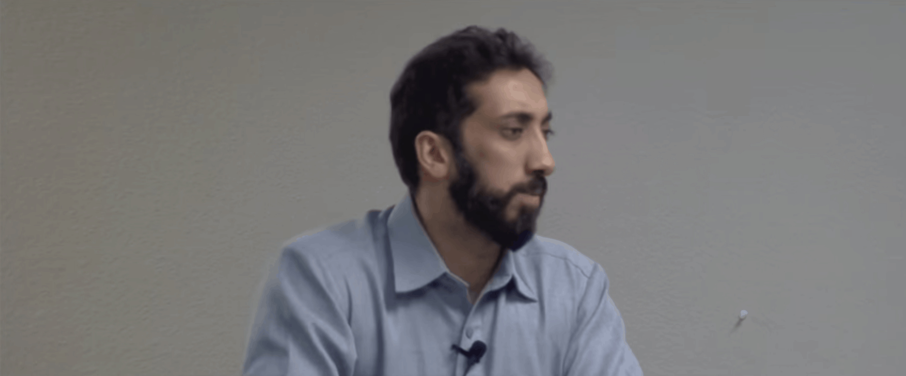 Nouman Ali Khan – A Scene On Judgement Day