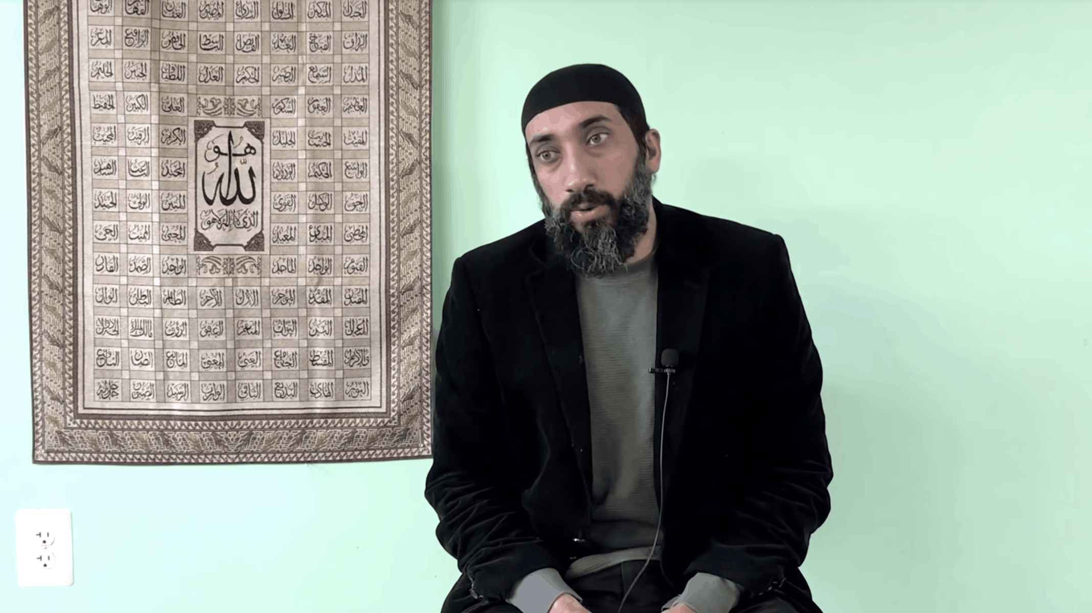 Nouman Ali Khan – About Thought Process