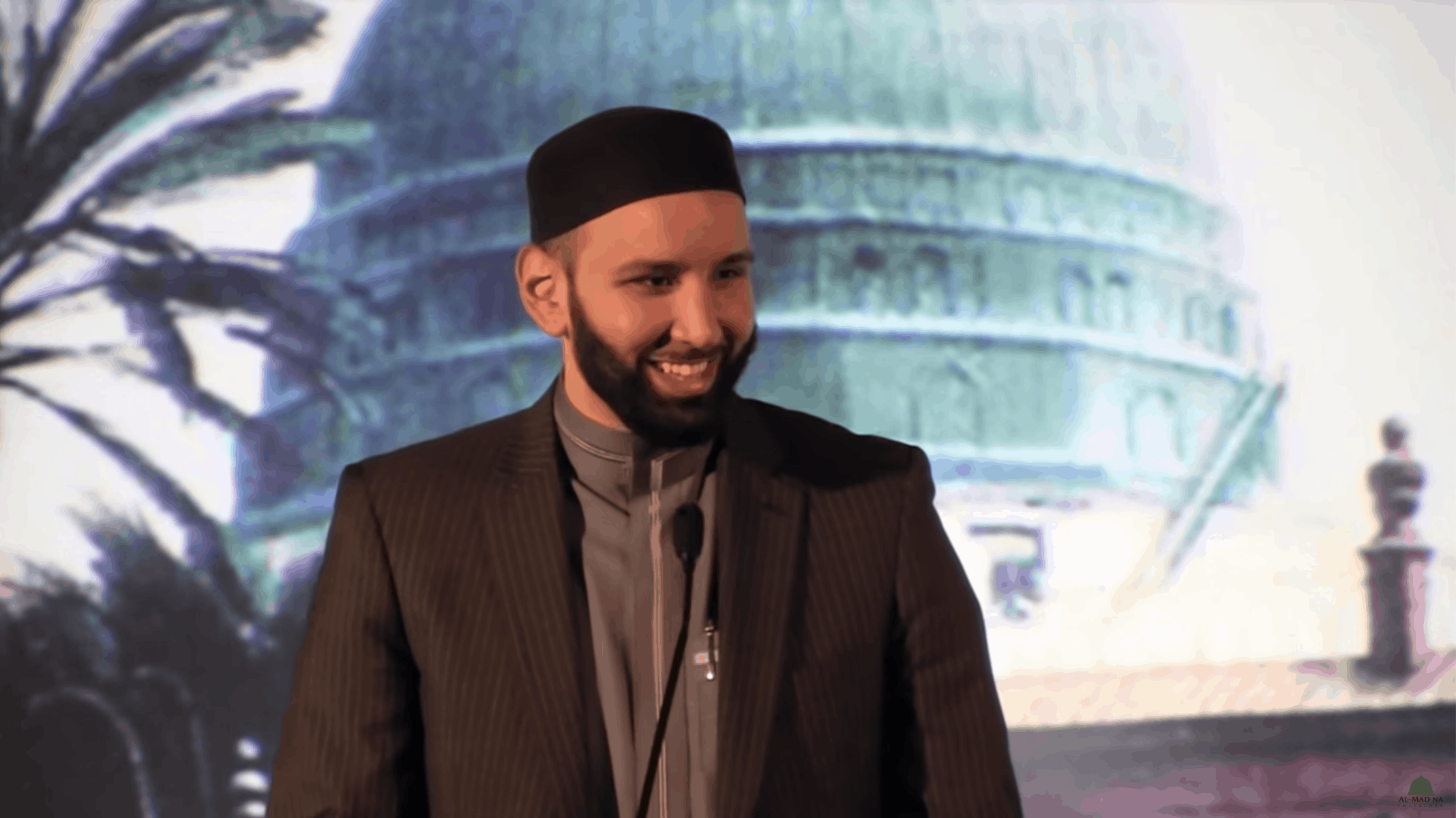 Omar Suleiman – Opening the Doors to the City of Light