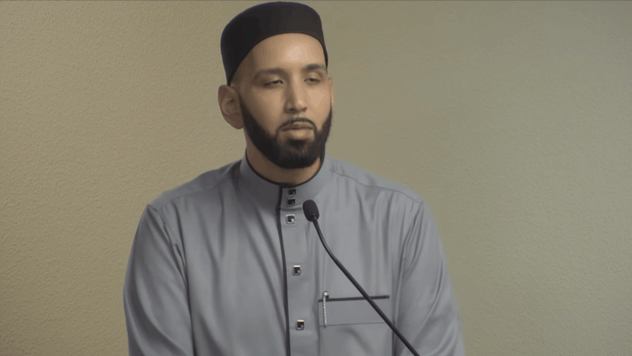 Omar Suleiman – The Dark Path of Infidelity: Do Not Approach Zina