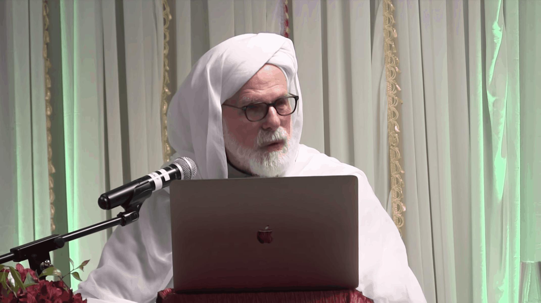 Umar Faruq Abd-Allah – Islam & the Cultural Imperative
