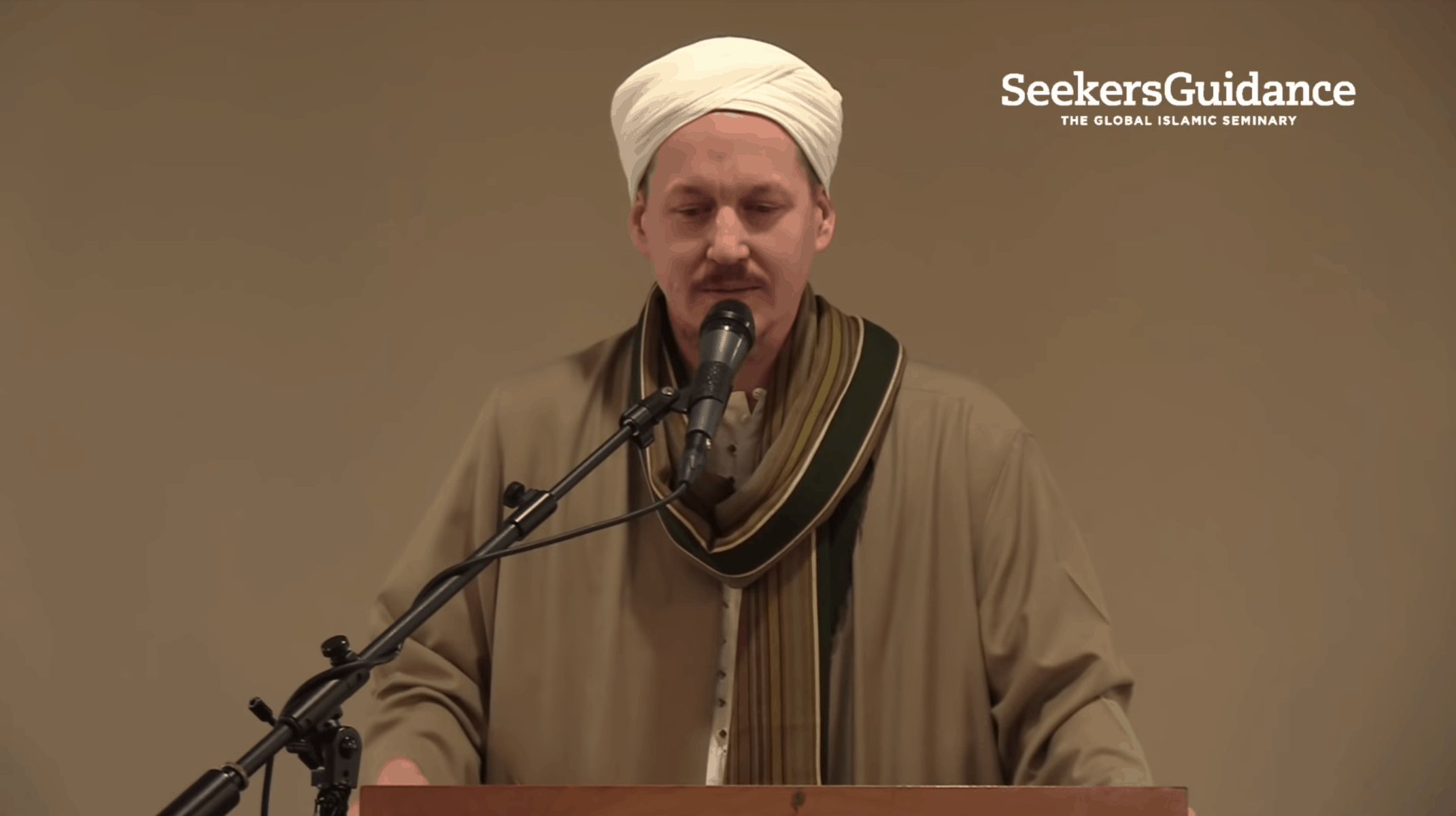 Yahya Rhodus – Knowledge & Sacrifice Build Muslim Communities