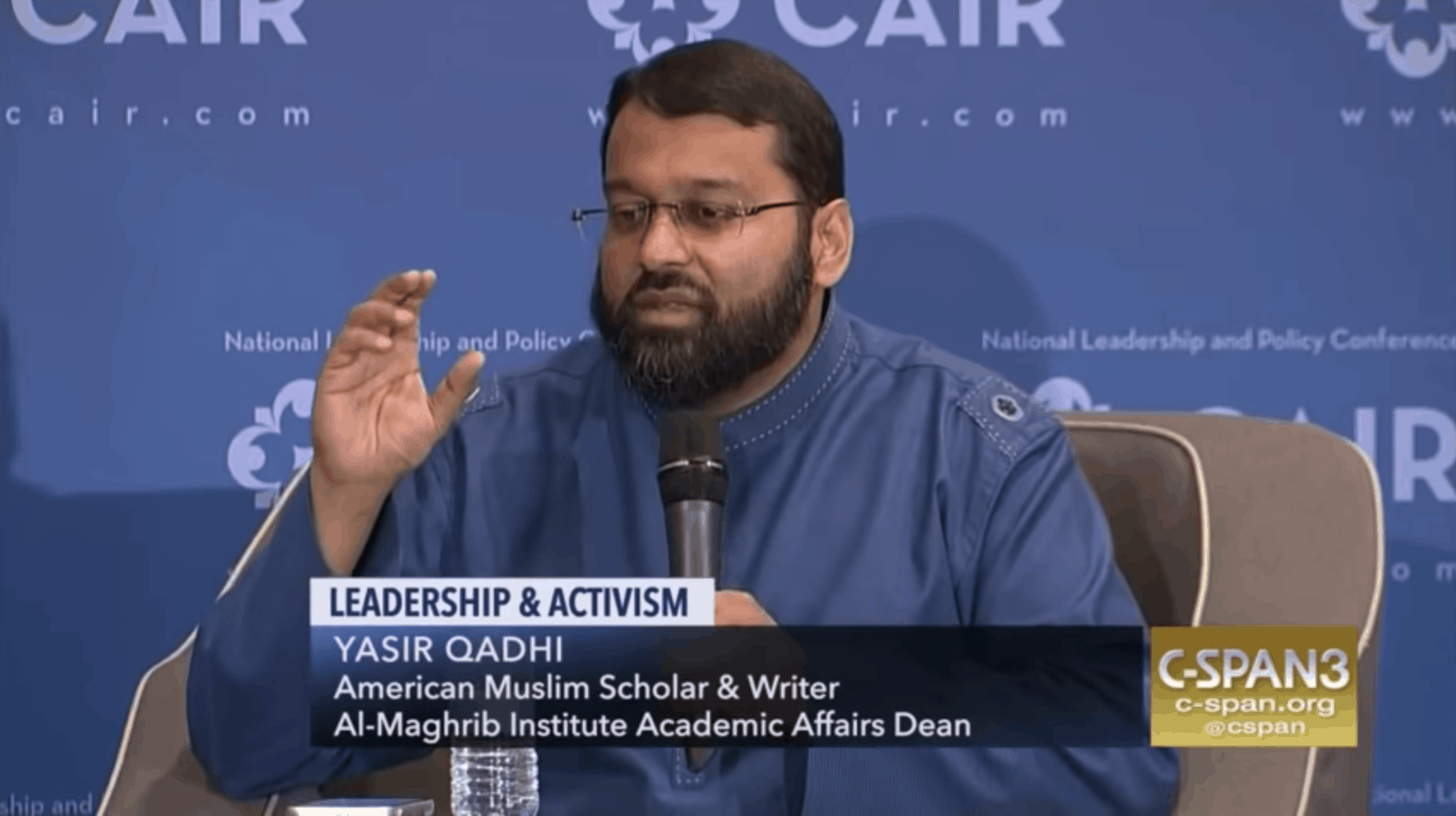 Yasir Qadhi – Leadership & Activism: Advice to American-Muslim Activists
