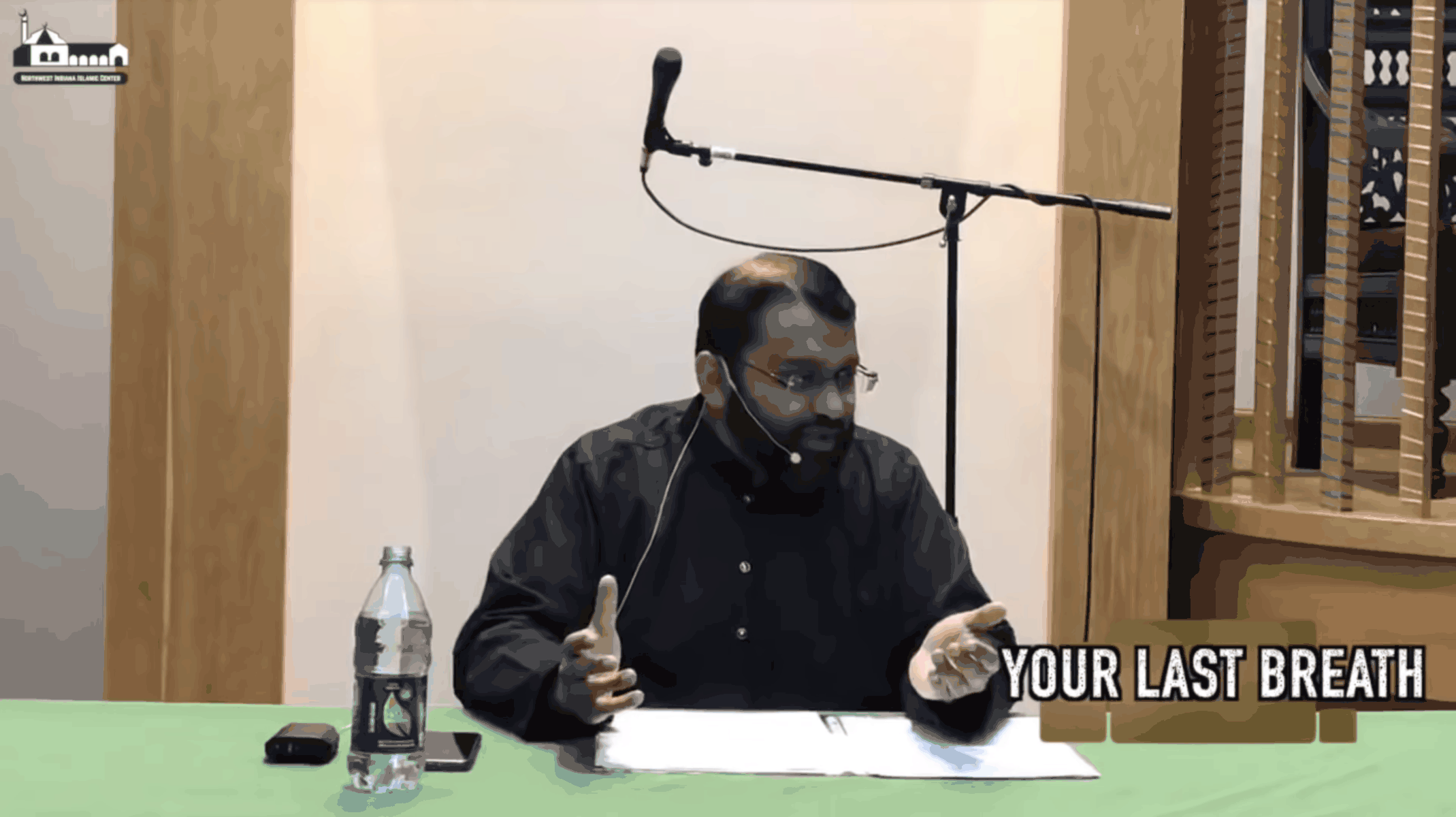 Yasir Qadhi – Your Last Breath