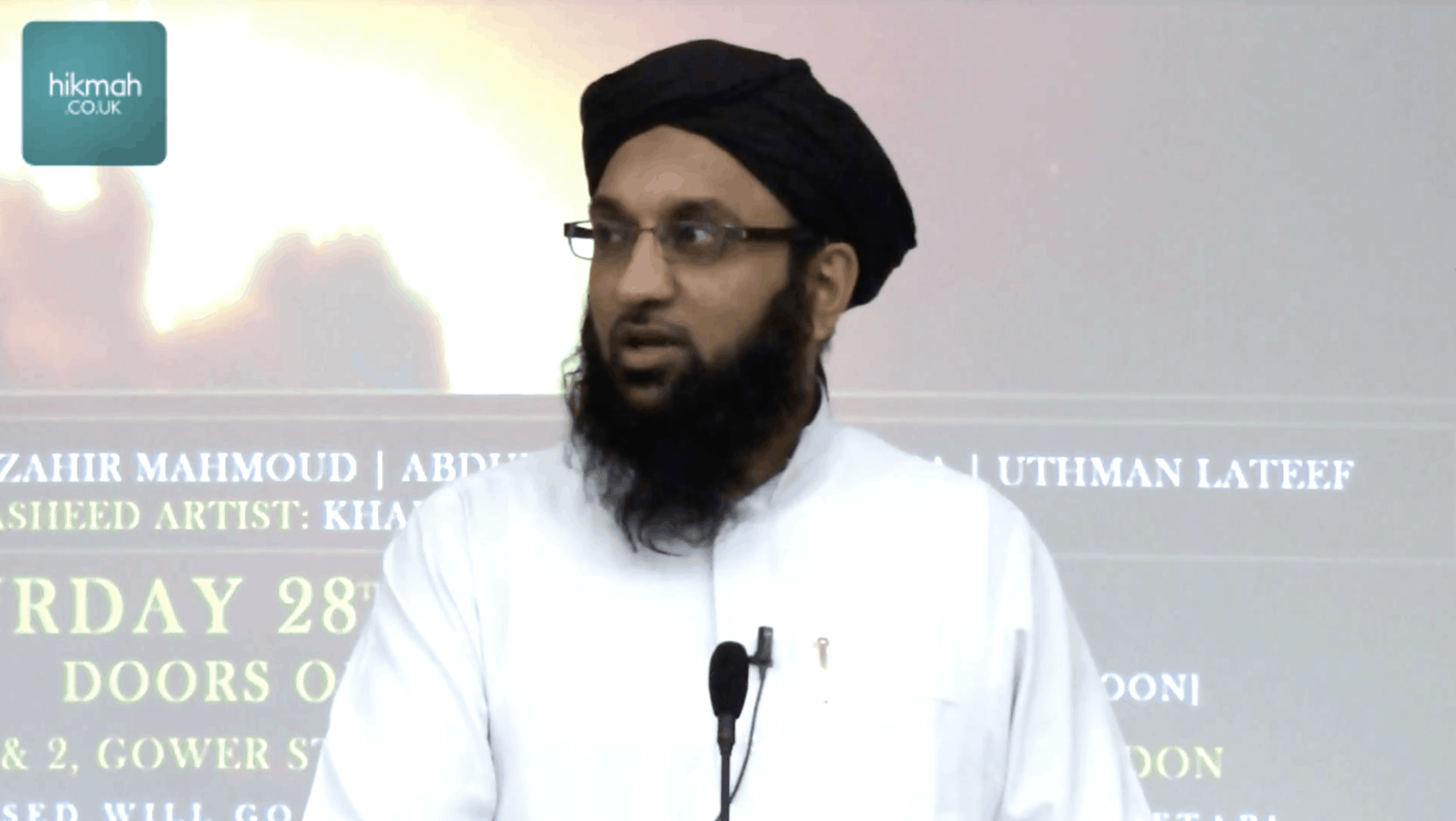 Zahir Mahmood – The Dunya Deception