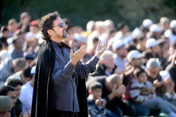Hamza Yusuf – Being Humbled by Our Sinfulness