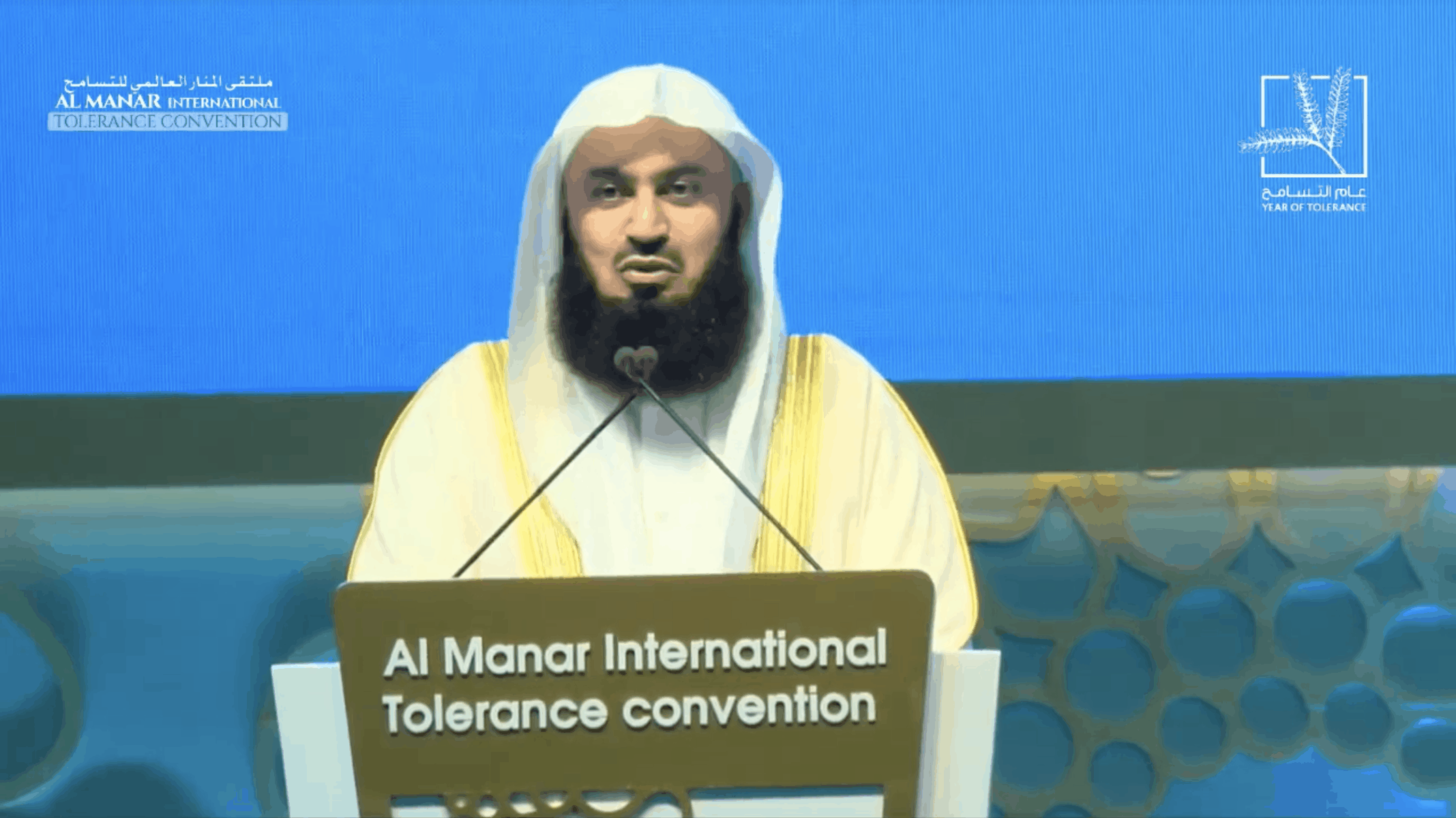 Ismail ibn Musa Menk – Importance and Methodology of Tolerance