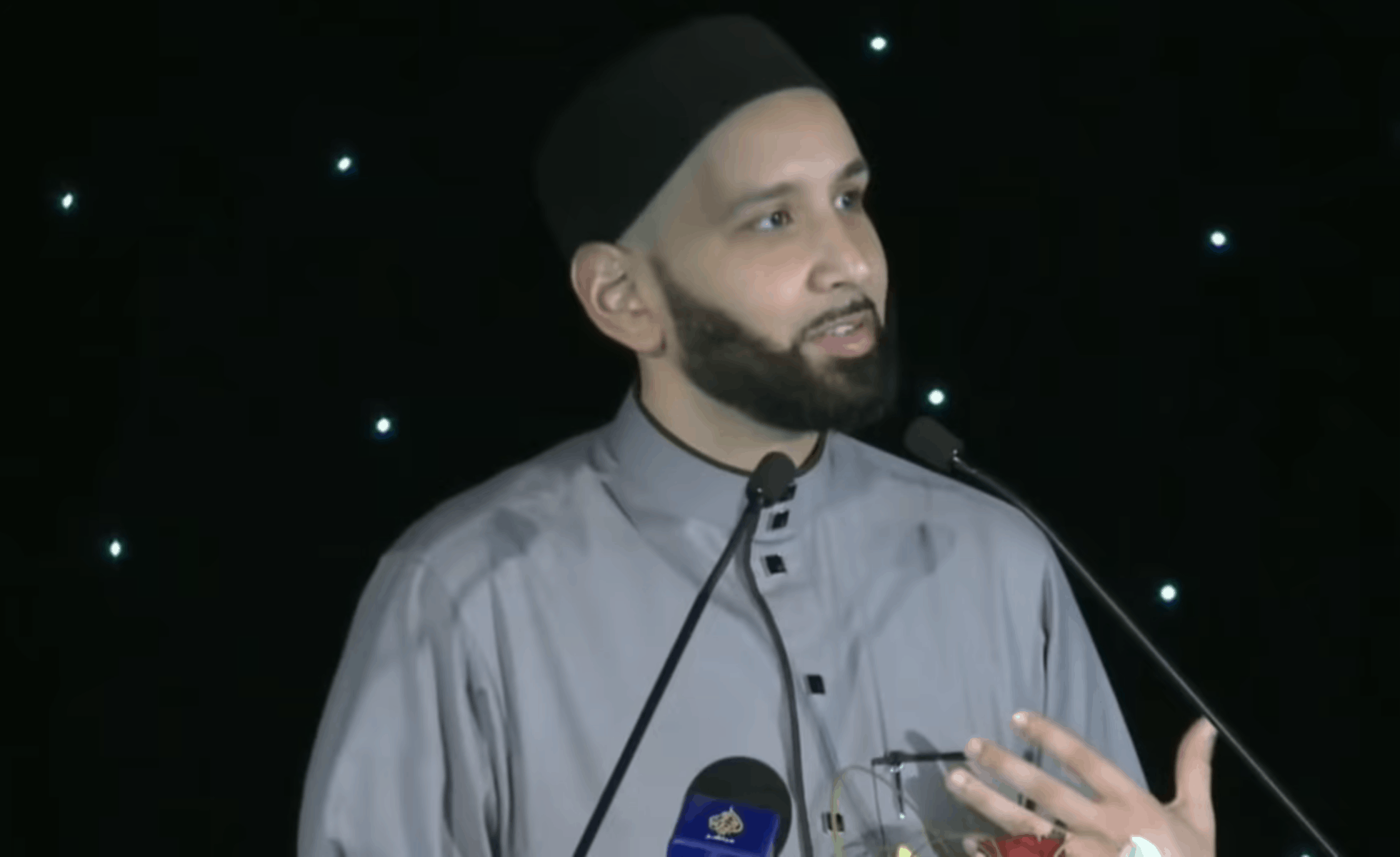 Omar Suleiman – Finding Purpose in Everything