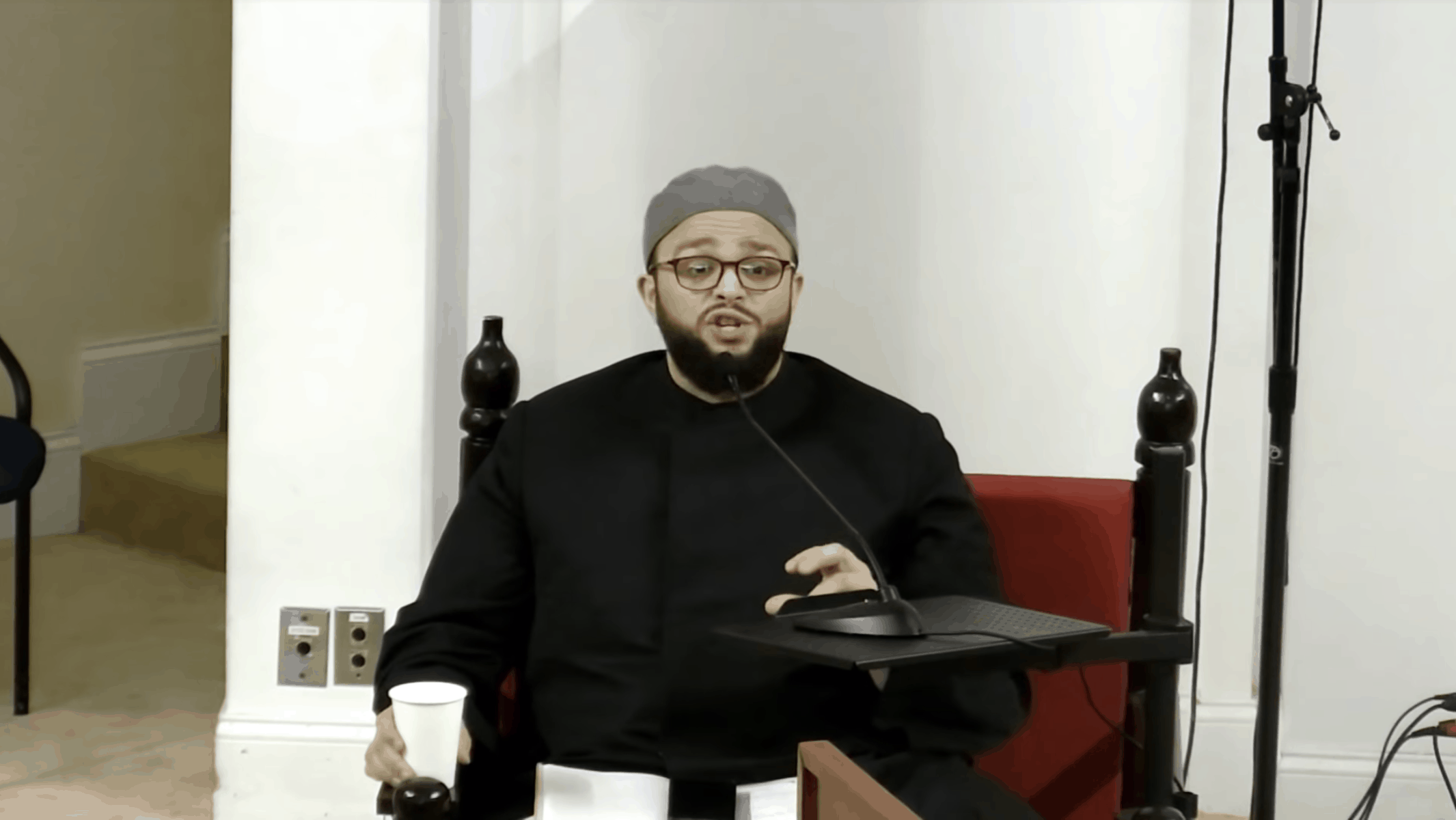 Yasir Fahmy – Ramadan Prep: Cultivating Mindful Prayer