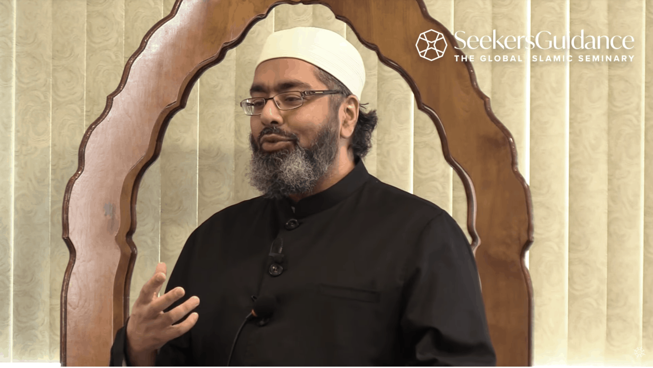 Faraz Rabbani – Reconnecting with the Quran in Ramadan
