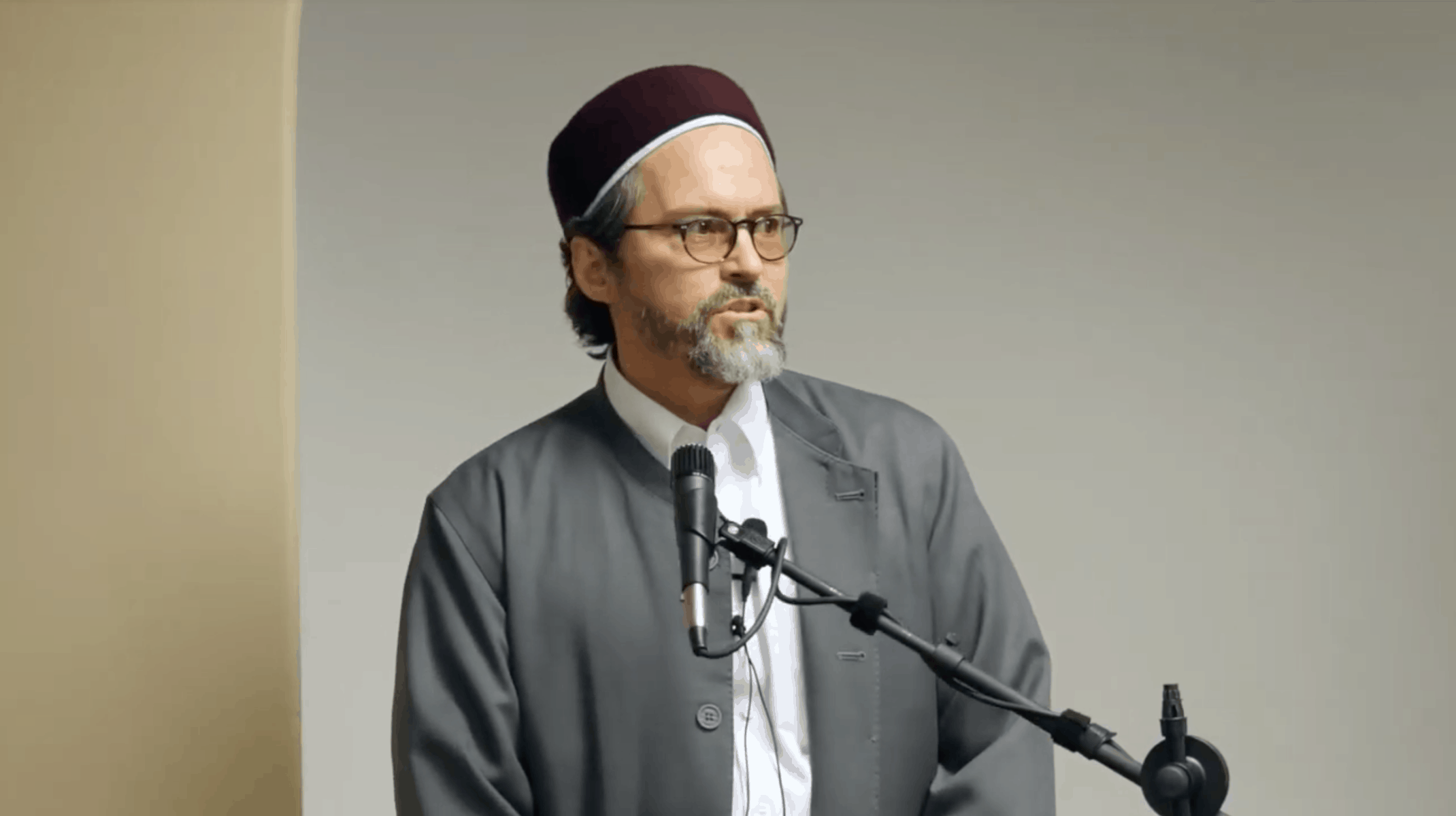 Hamza Yusuf – Why The Righteous Will Cry When This Ramadan Ends