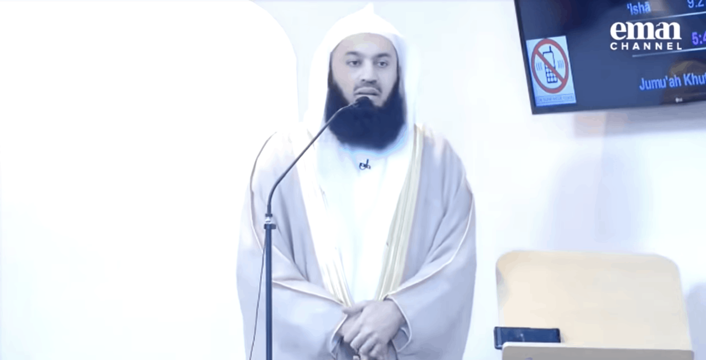 Ismail ibn Musa Menk – Contentment