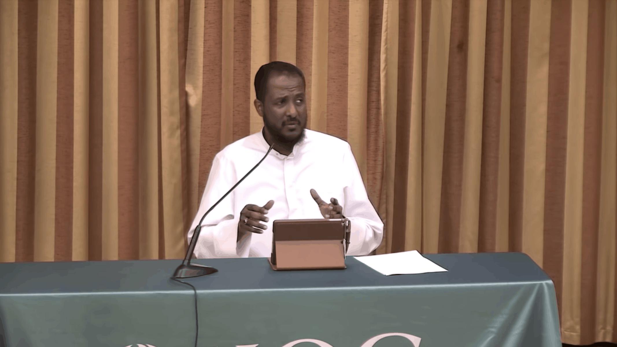 Mohammed Faqih – Ramadan: The Month of Salvation