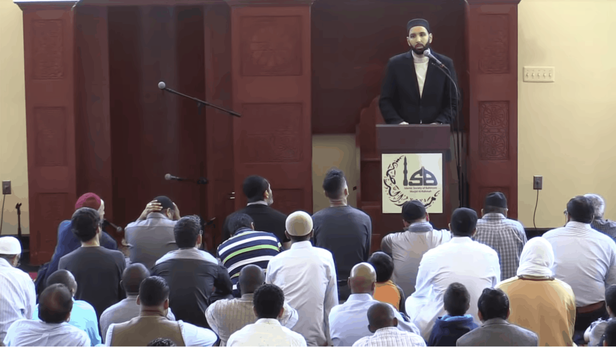 Omar Suleiman – Husnul-dhan: Assuming the Best