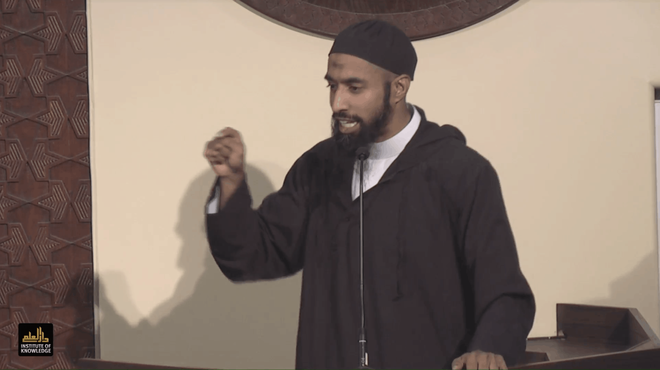 Wisam Sharieff – Our Dua Is Energy