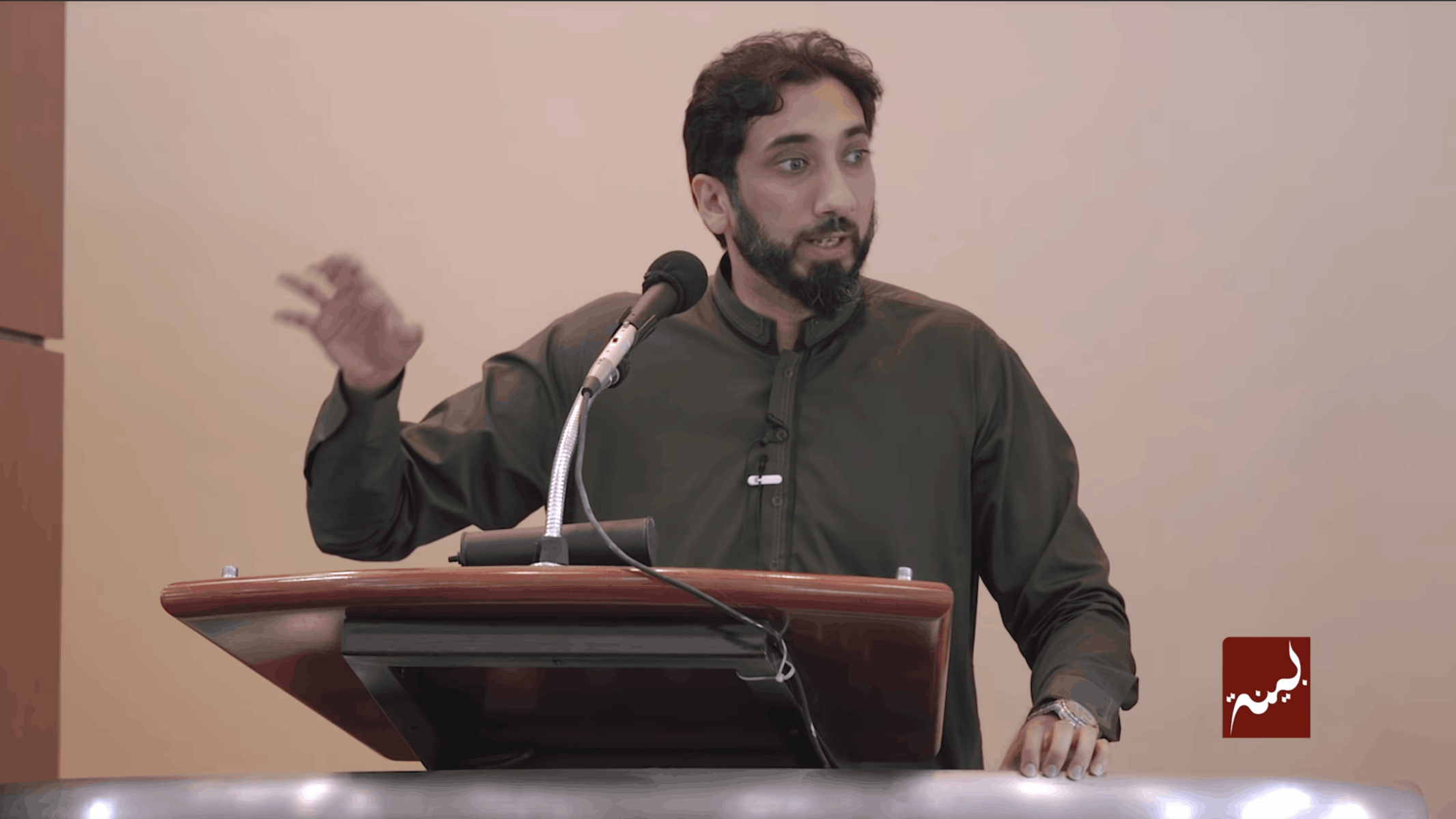 Nouman Ali Khan – Beware of the Panting Dog