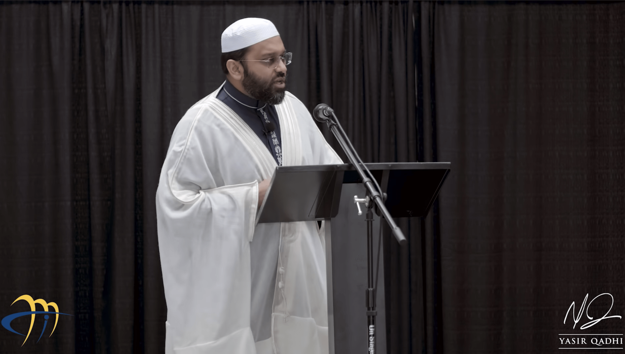 Yasir Qadhi – Three Important Pieces of Advice for the Muslim Community