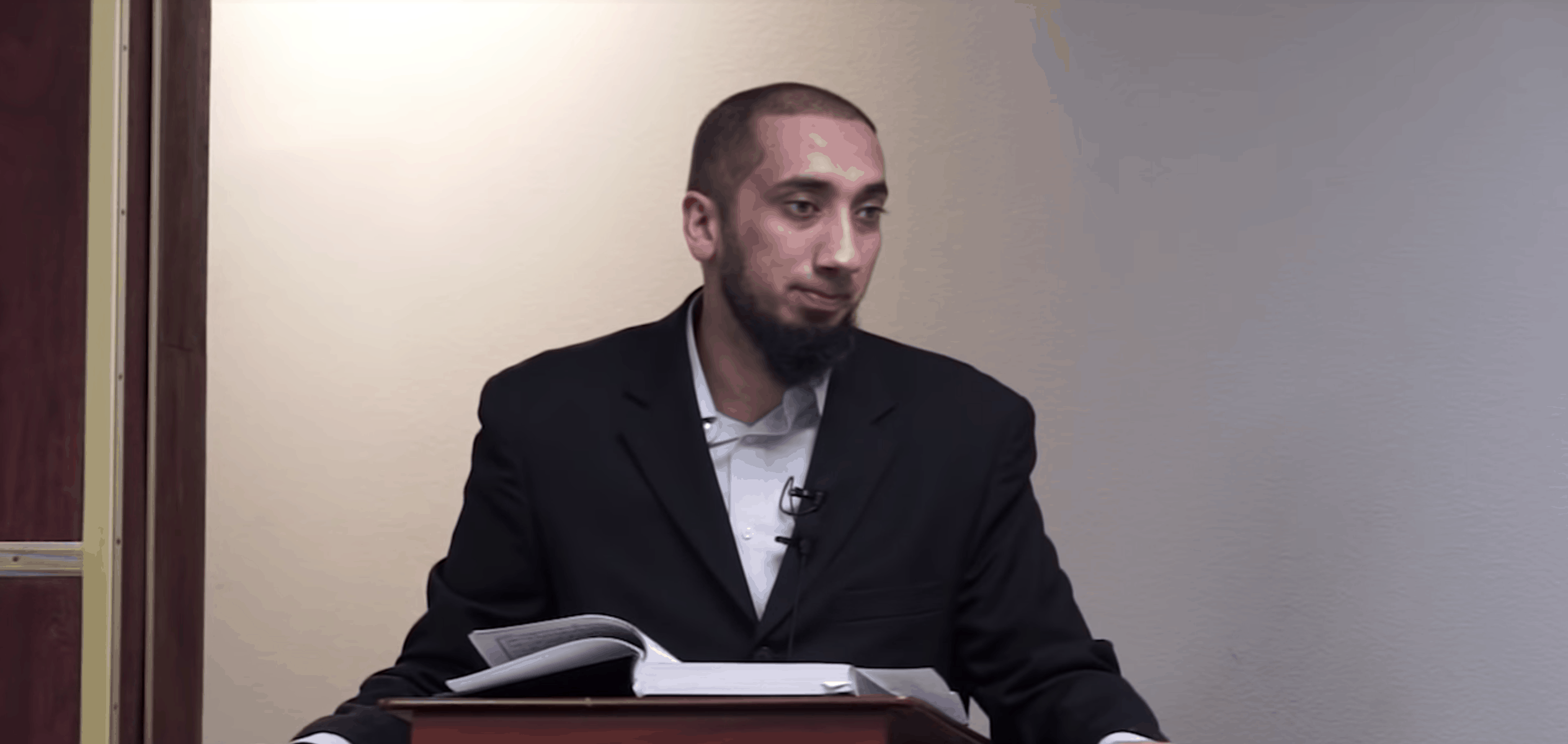 Nouman Ali Khan – Why Do Bad Things Happen