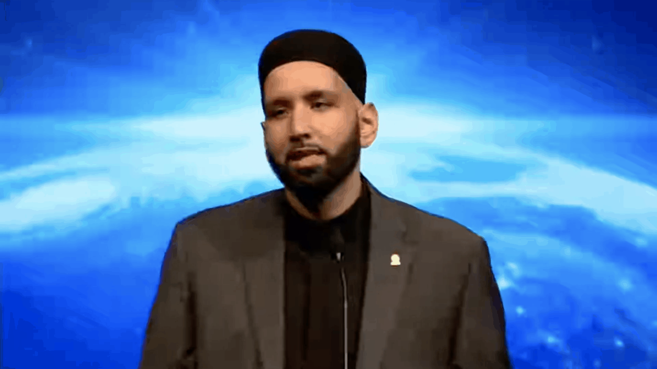 Omar Suleiman – Our Role as Muslims in The United States