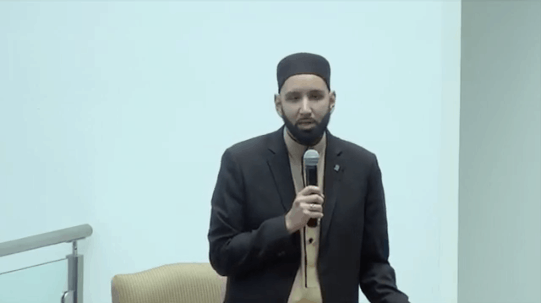 Omar Suleiman – Social Media and Spirituality: Online Drama and Onsite Realities