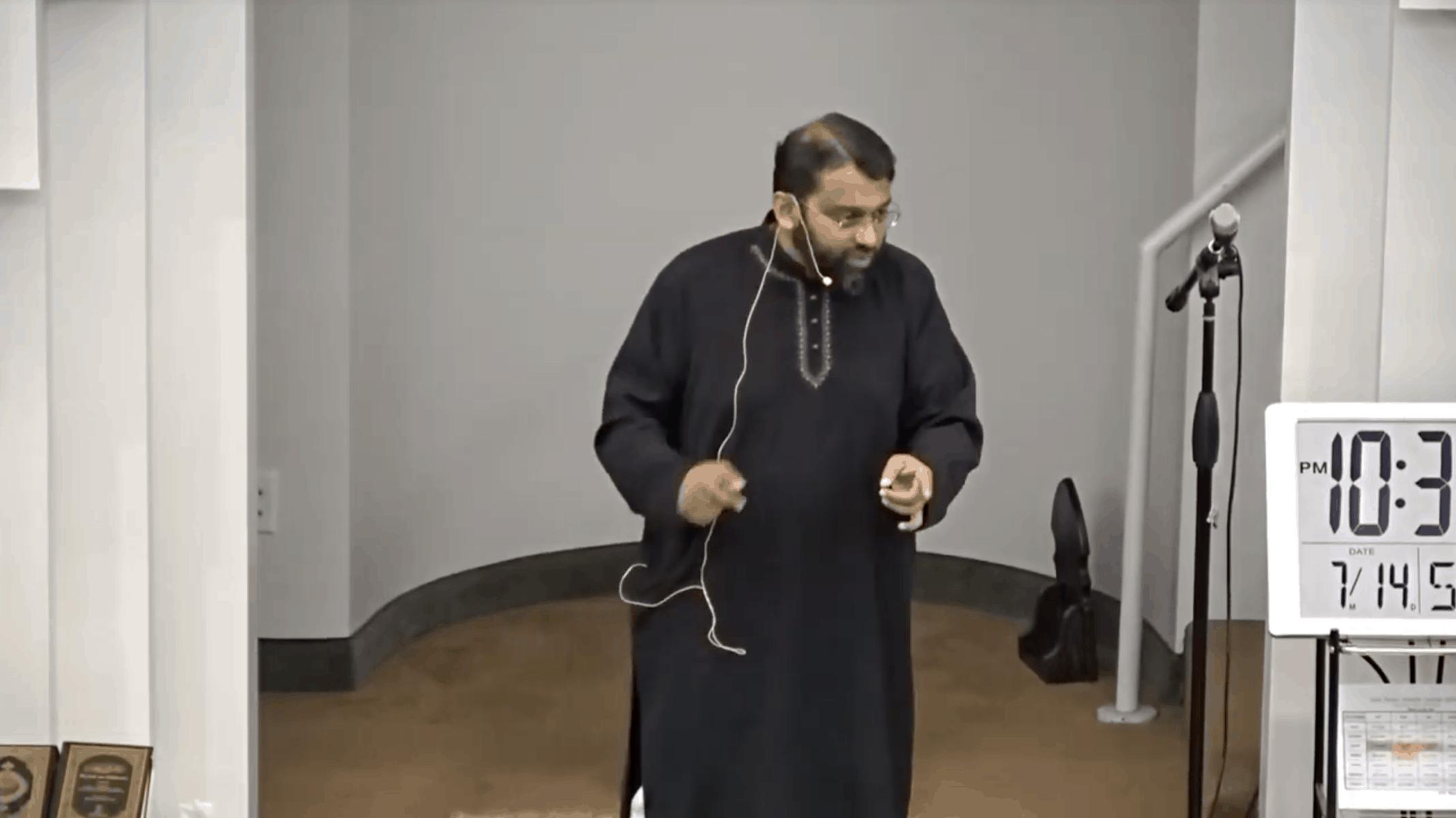 Yasir Qadhi – Al Walid ibn Walid