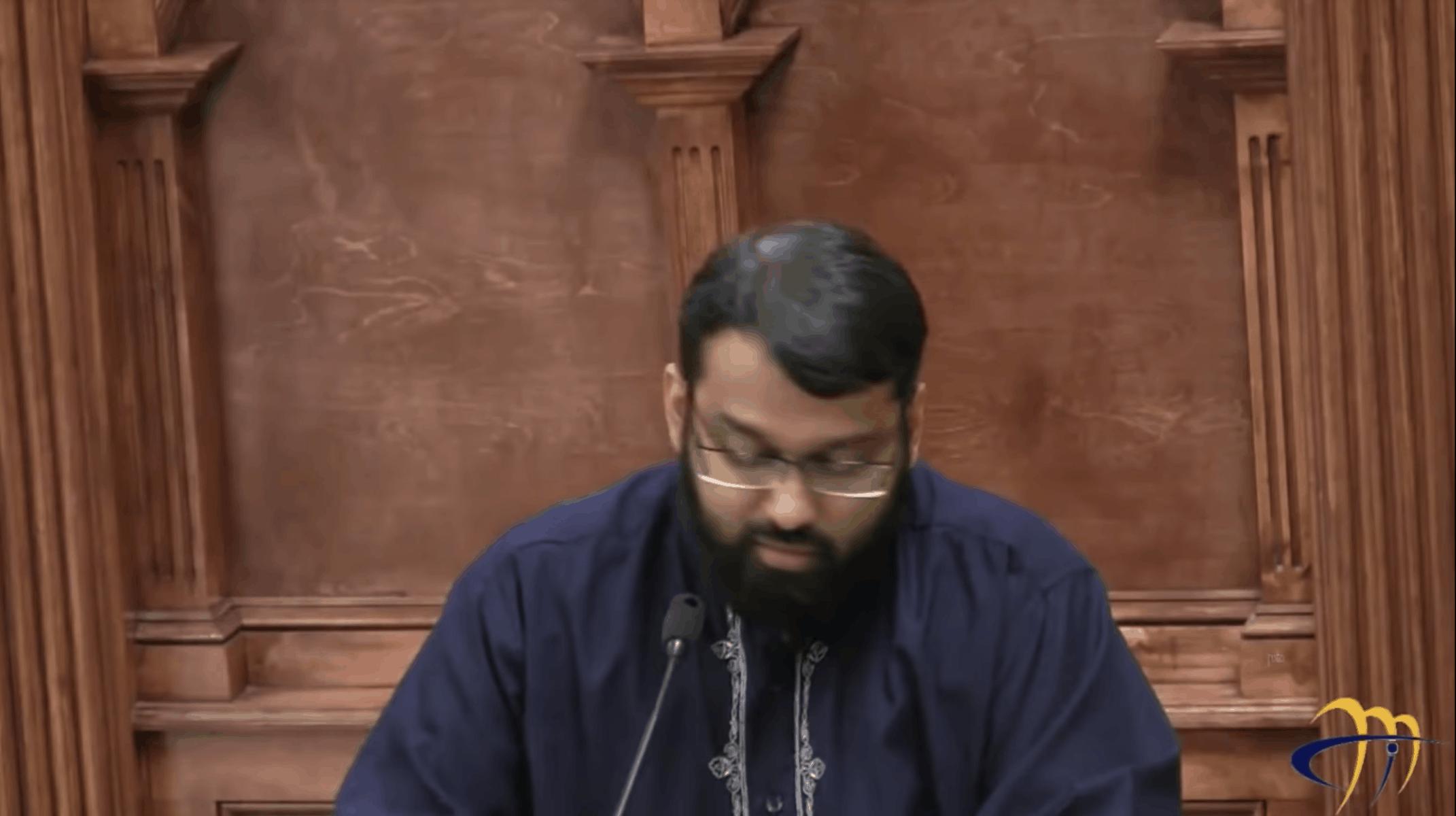 Yasir Qadhi – Hajj Guide