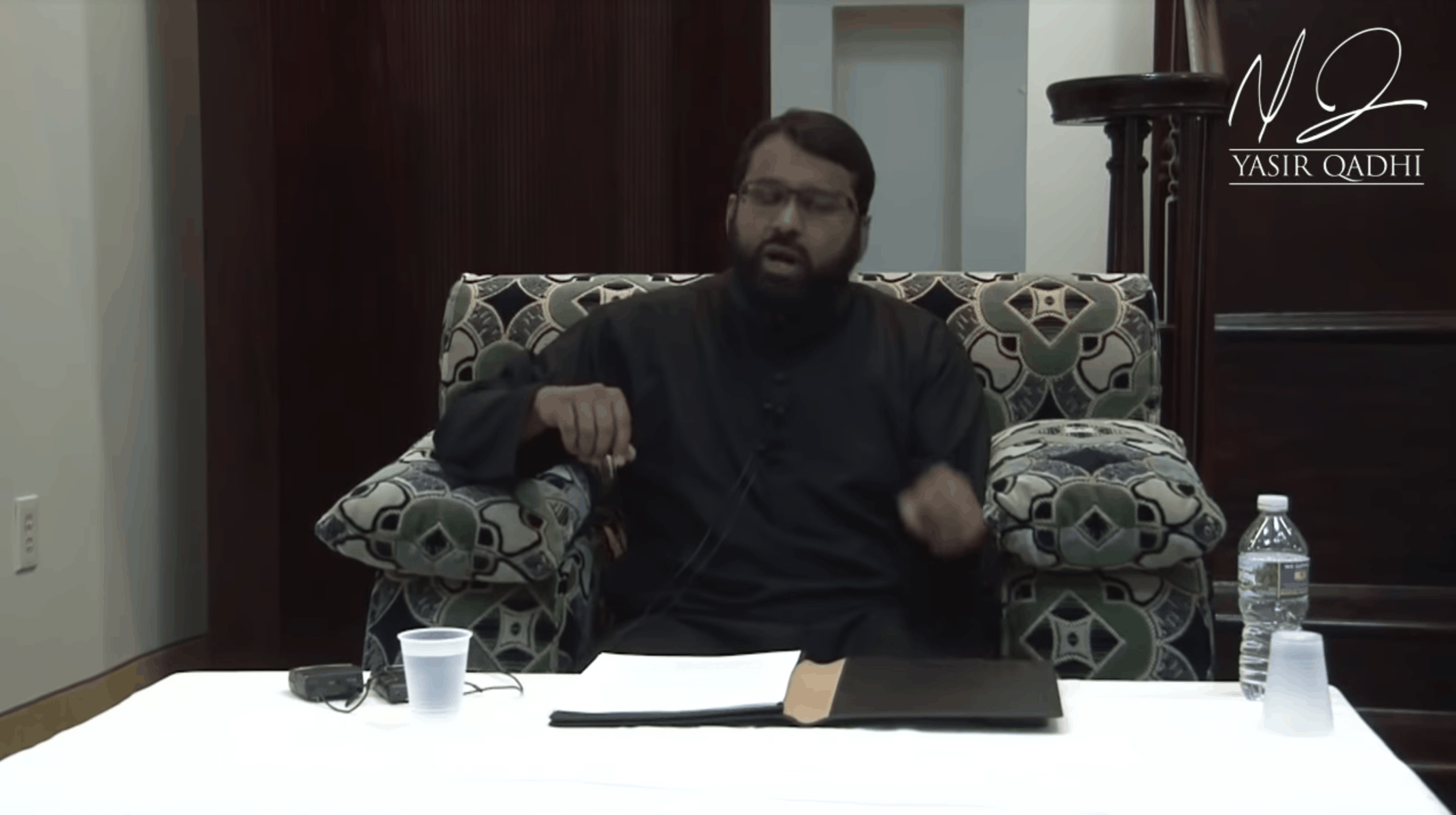 Yasir Qadhi – The Story of Adam